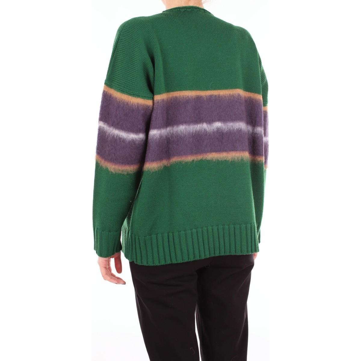 1861529 Pull Altea en coloris Vert