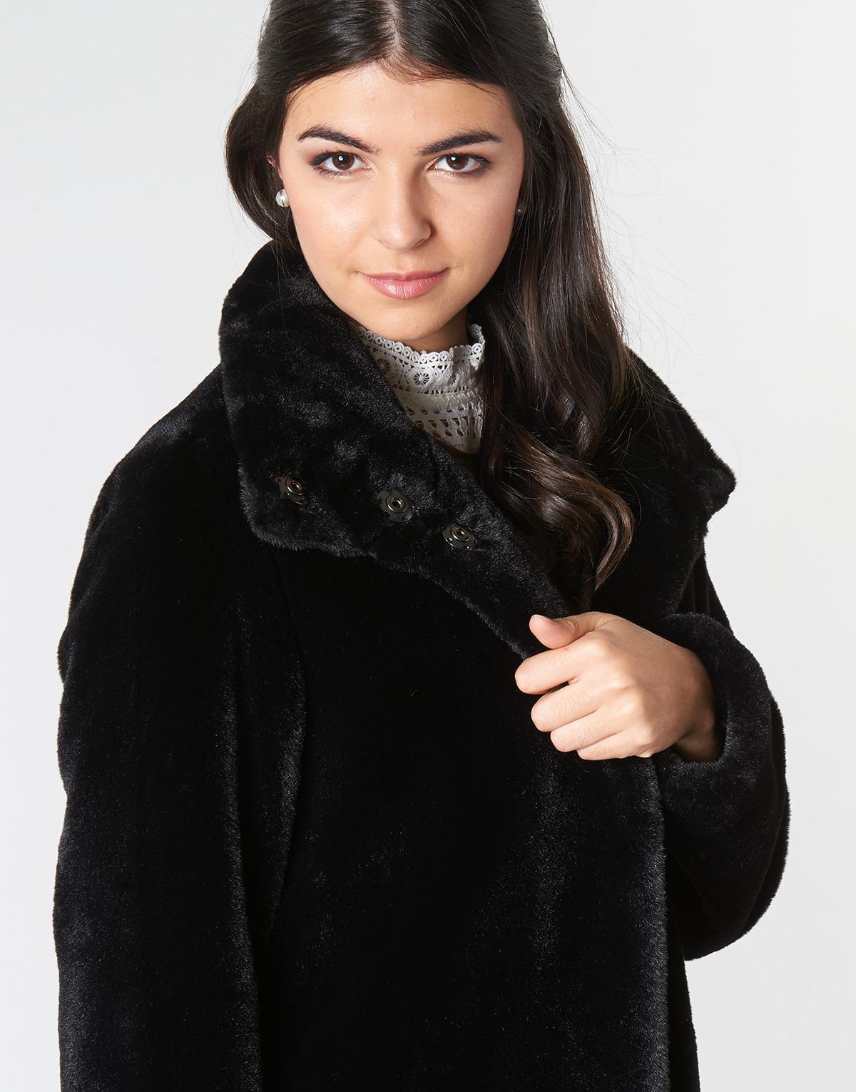 05-909-52-6644-9999 femmes Manteau en Noir S.oliver en coloris Noir ET7o4