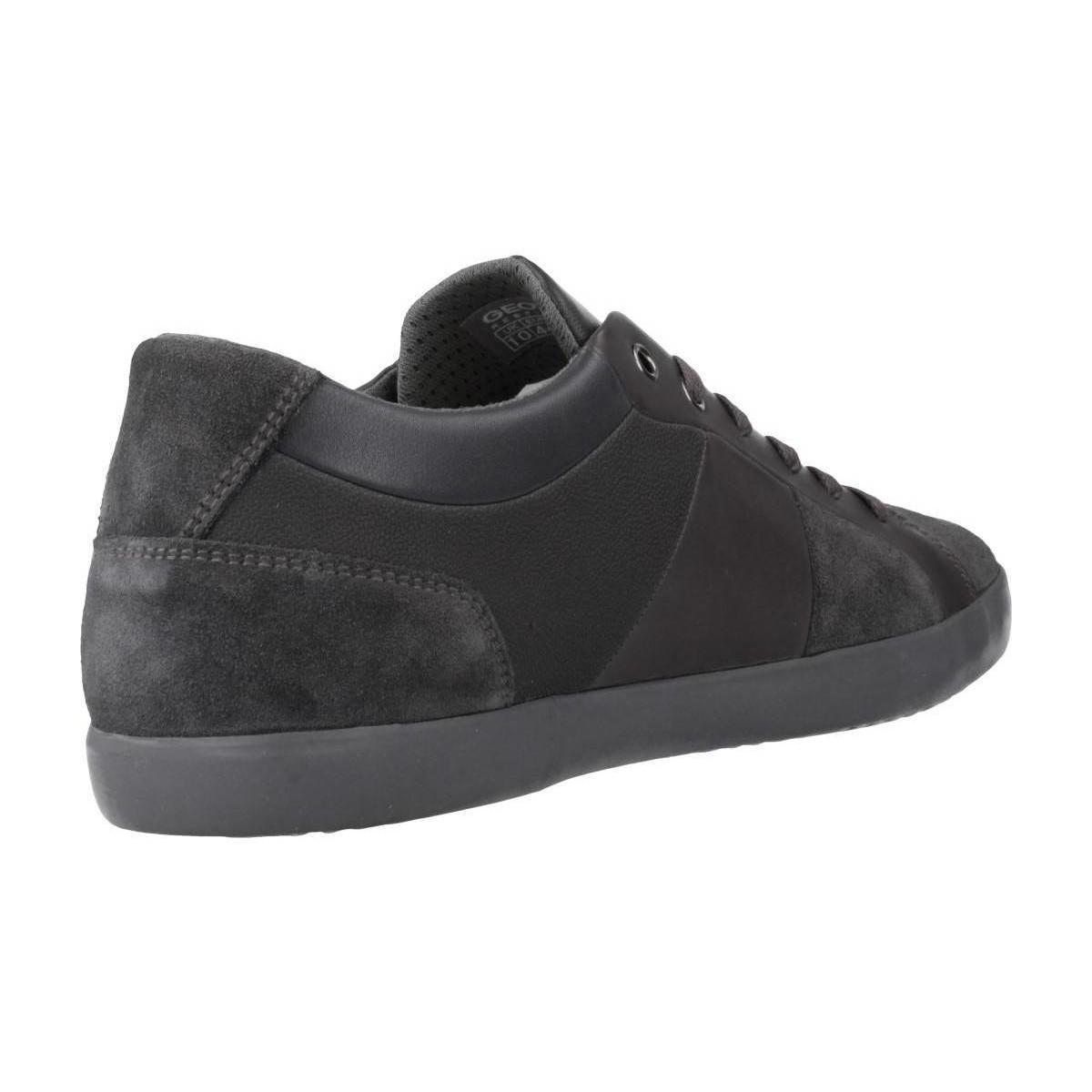 Geox Lage Sneakers U Smart in het Grijs voor heren