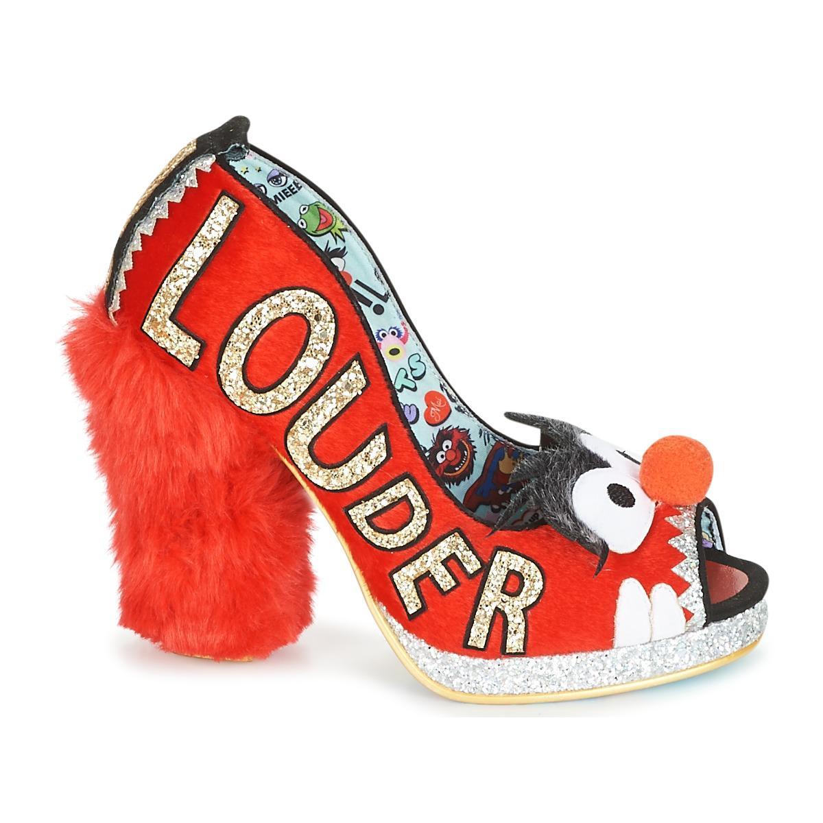 Irregular Choice LOUDER! women's Court Shoes in Buy Cheap 2018 New 1VfMk