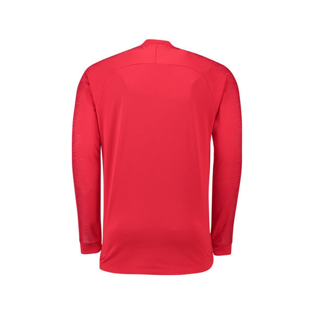 Nike 2018-2019 Poland Anthem Jacket - Kids Men's Tracksuit Jacket In Red for Men