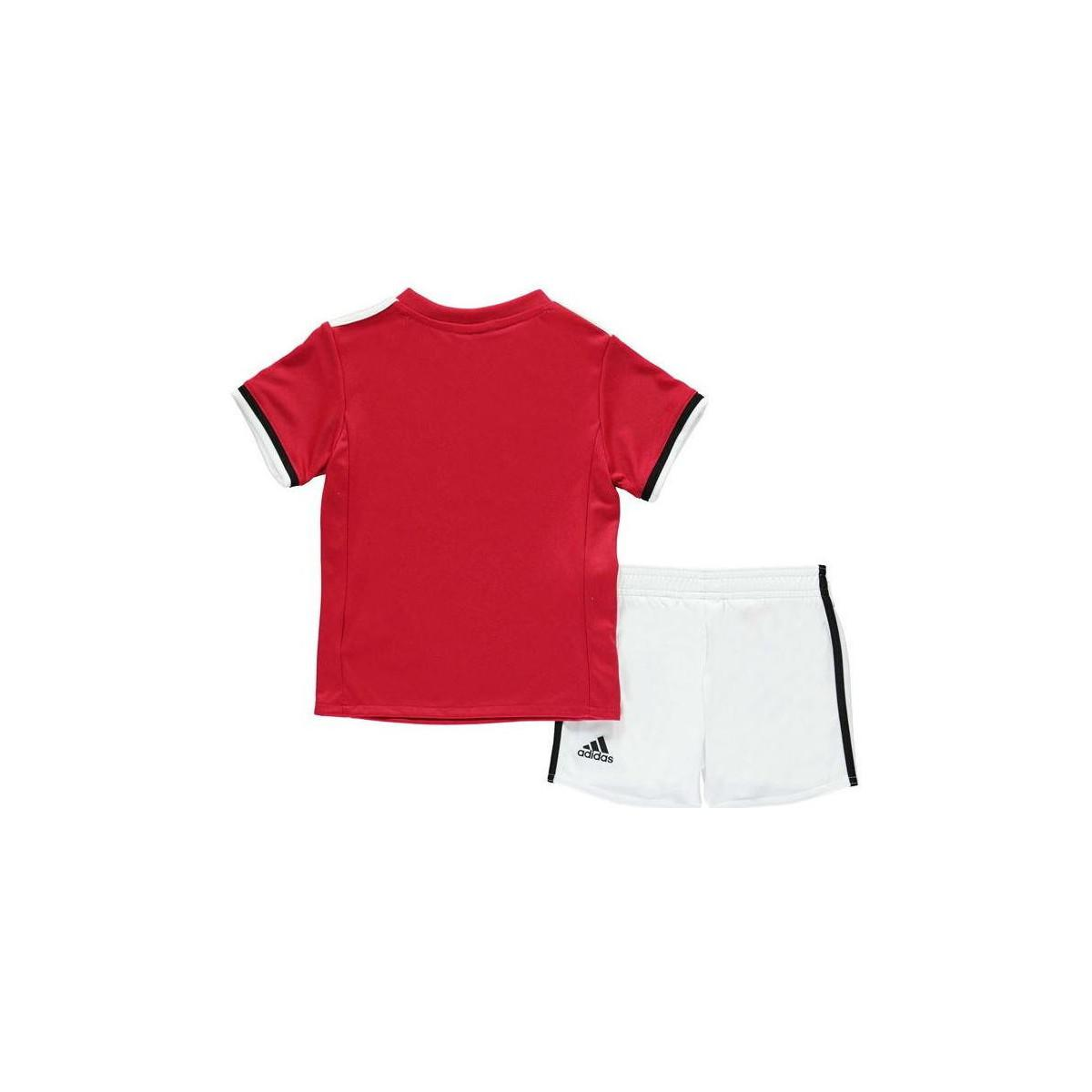 f92b310c753 adidas 2017-2018 Man United Home Baby Kit (pogba 6) Boys s In Red in ...