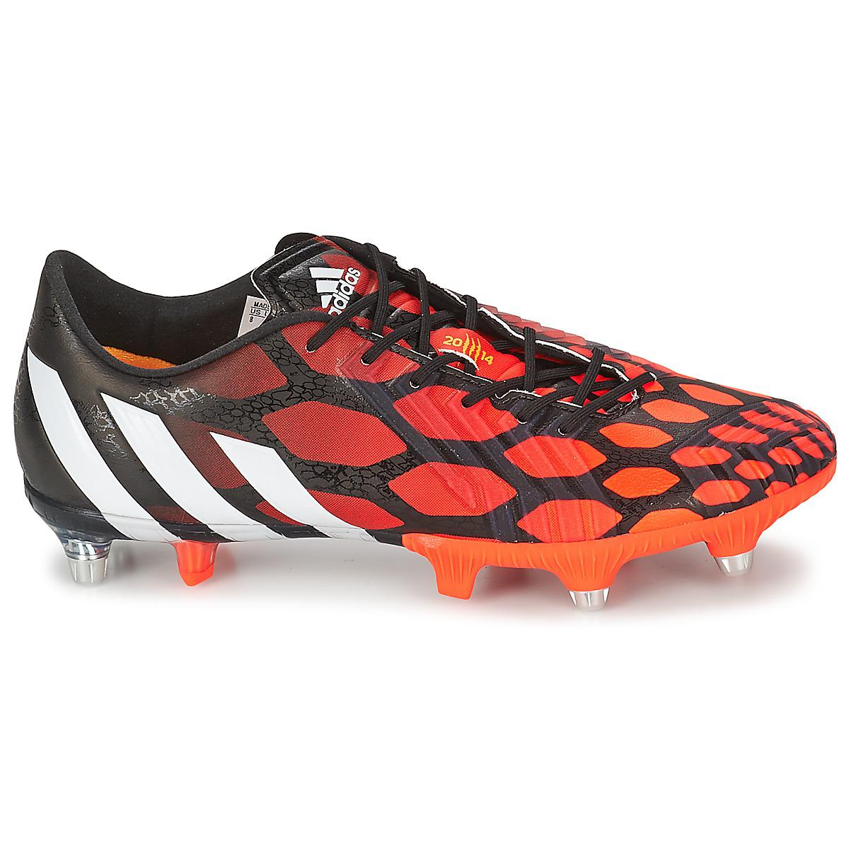 In Predator Football Boots Red Instinct For S Adidas Men's 6Yxwdq4dT