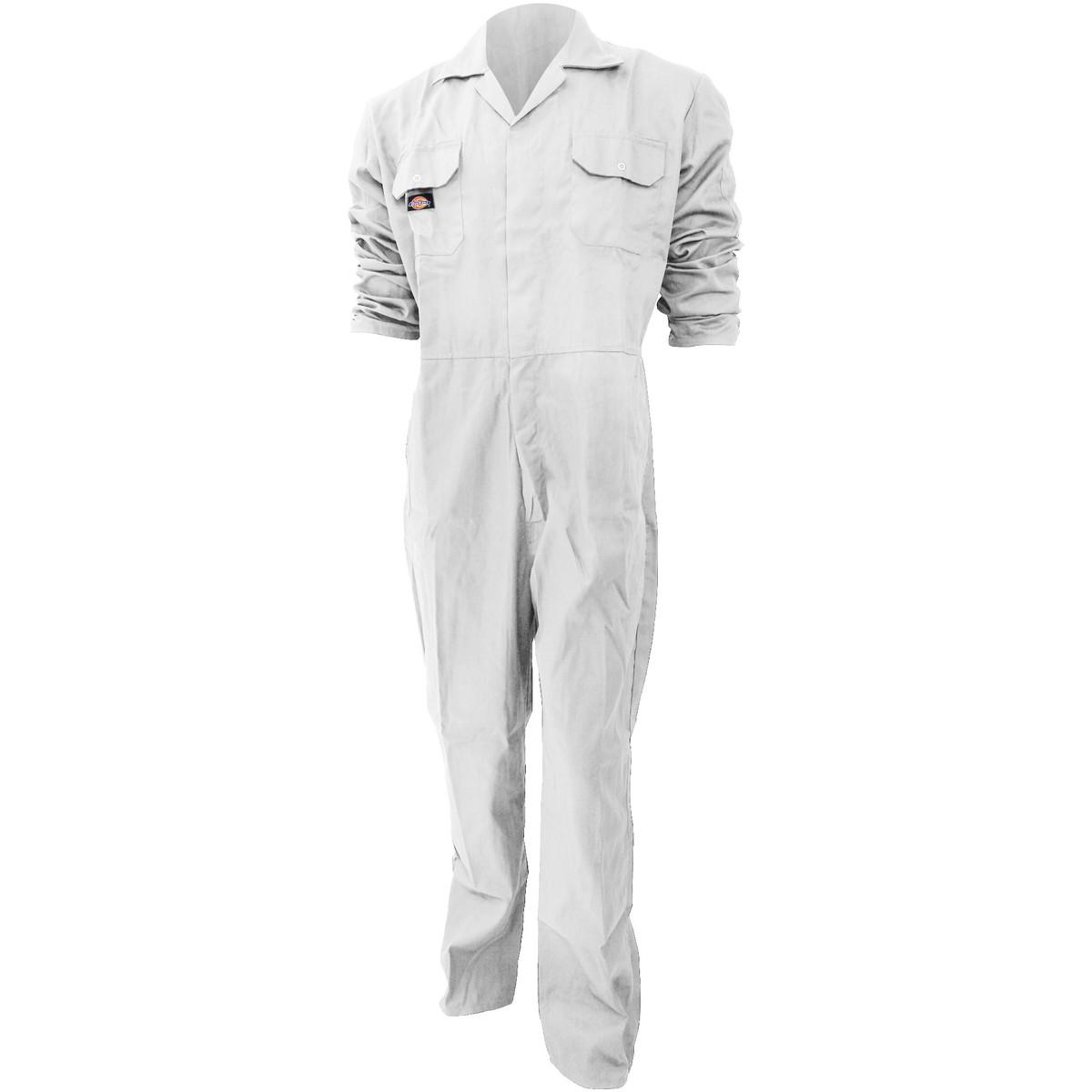 43be76dce Dickies Redhawk Economy Stud Front Coverall Regular Mens Workwear ...