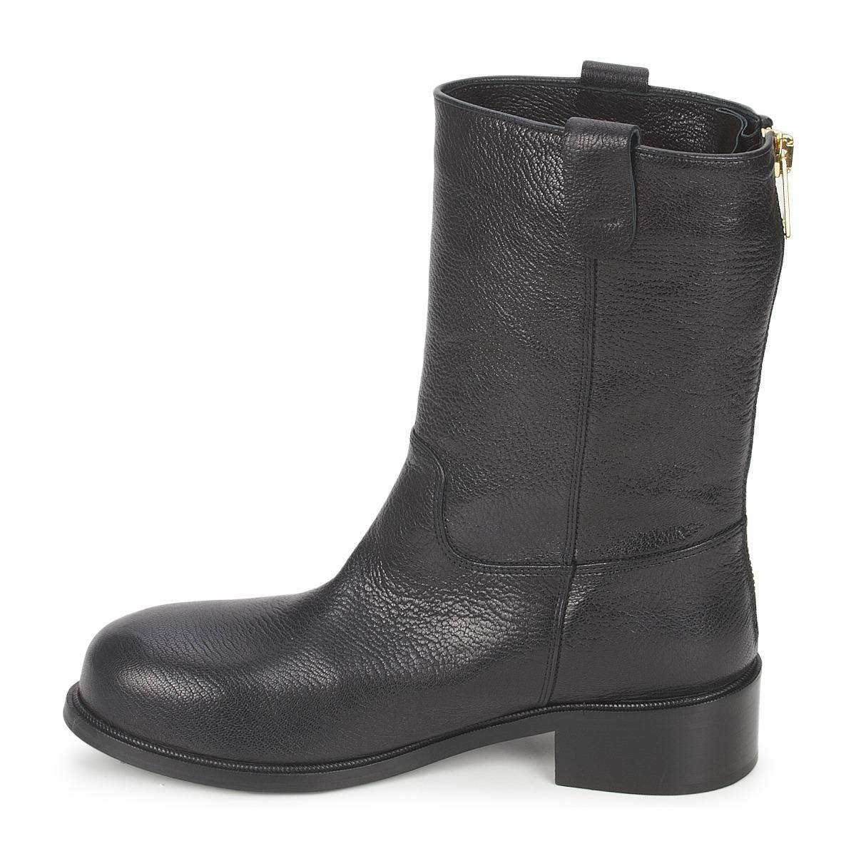 Kalliste 5715 Women's High Boots In Black