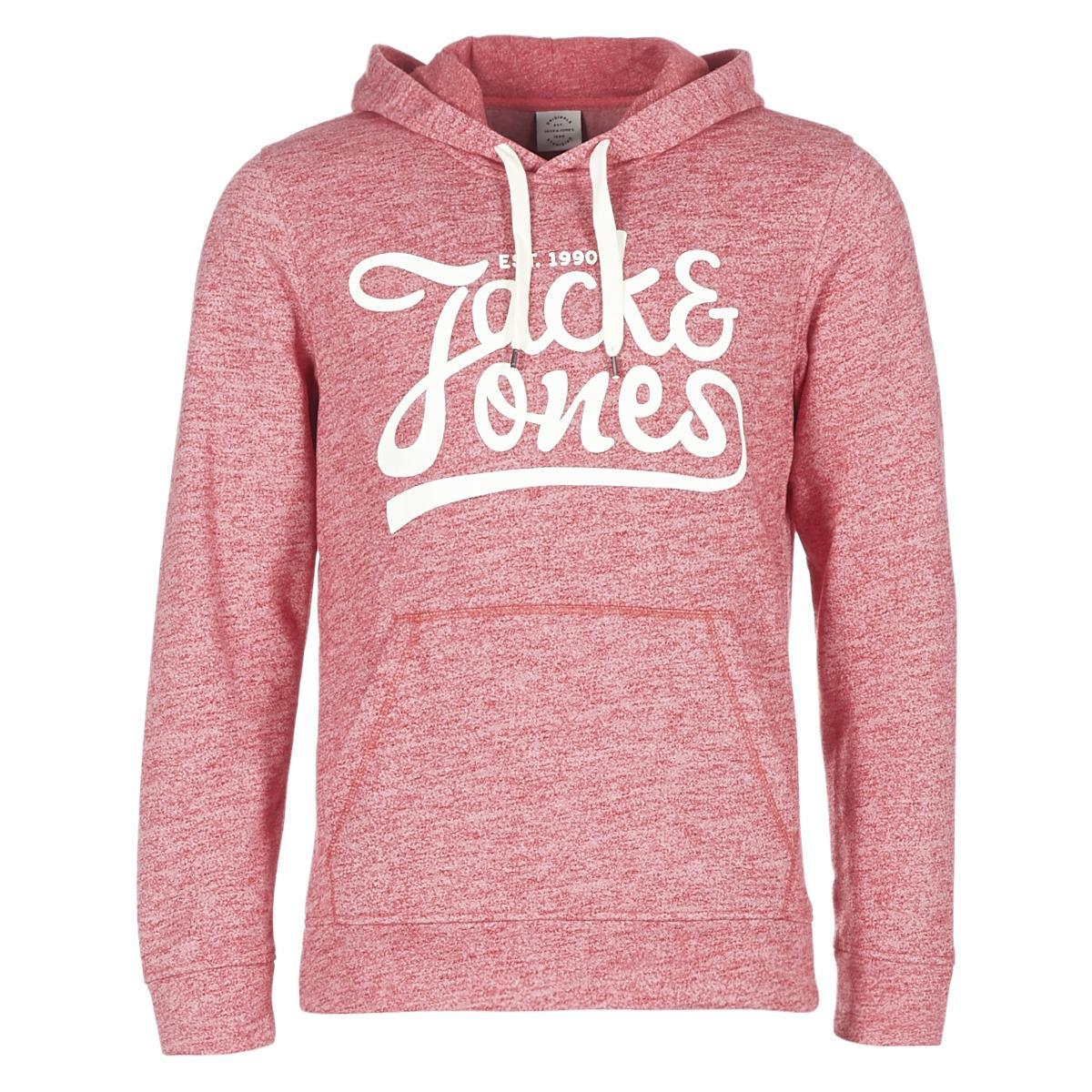 a000b93788be7 Lyst - JORPANTHER hommes Sweat-shirt en rouge Jack   Jones pour ...