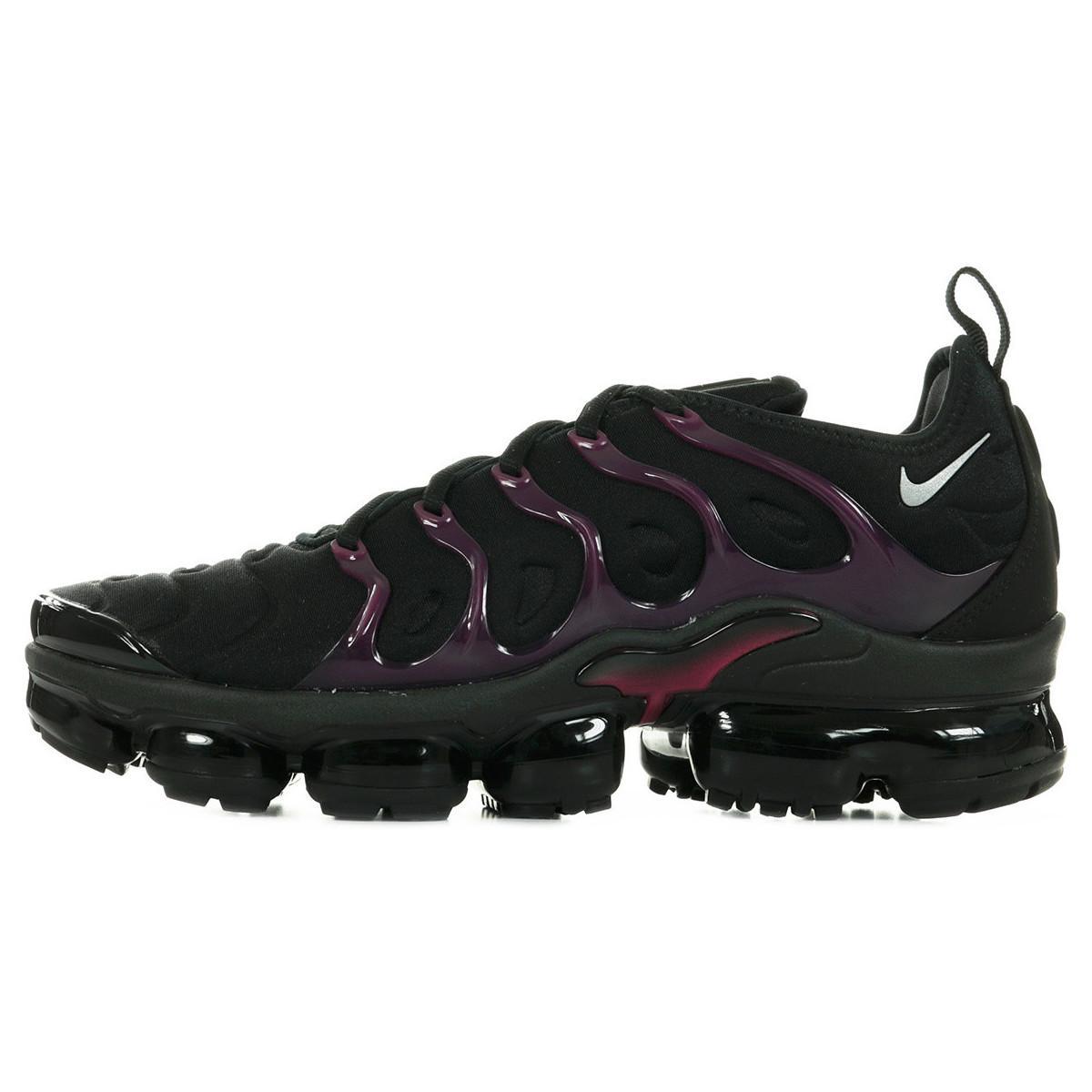 Nike Sneakers Air Vapormax Plus in het Zwart voor heren