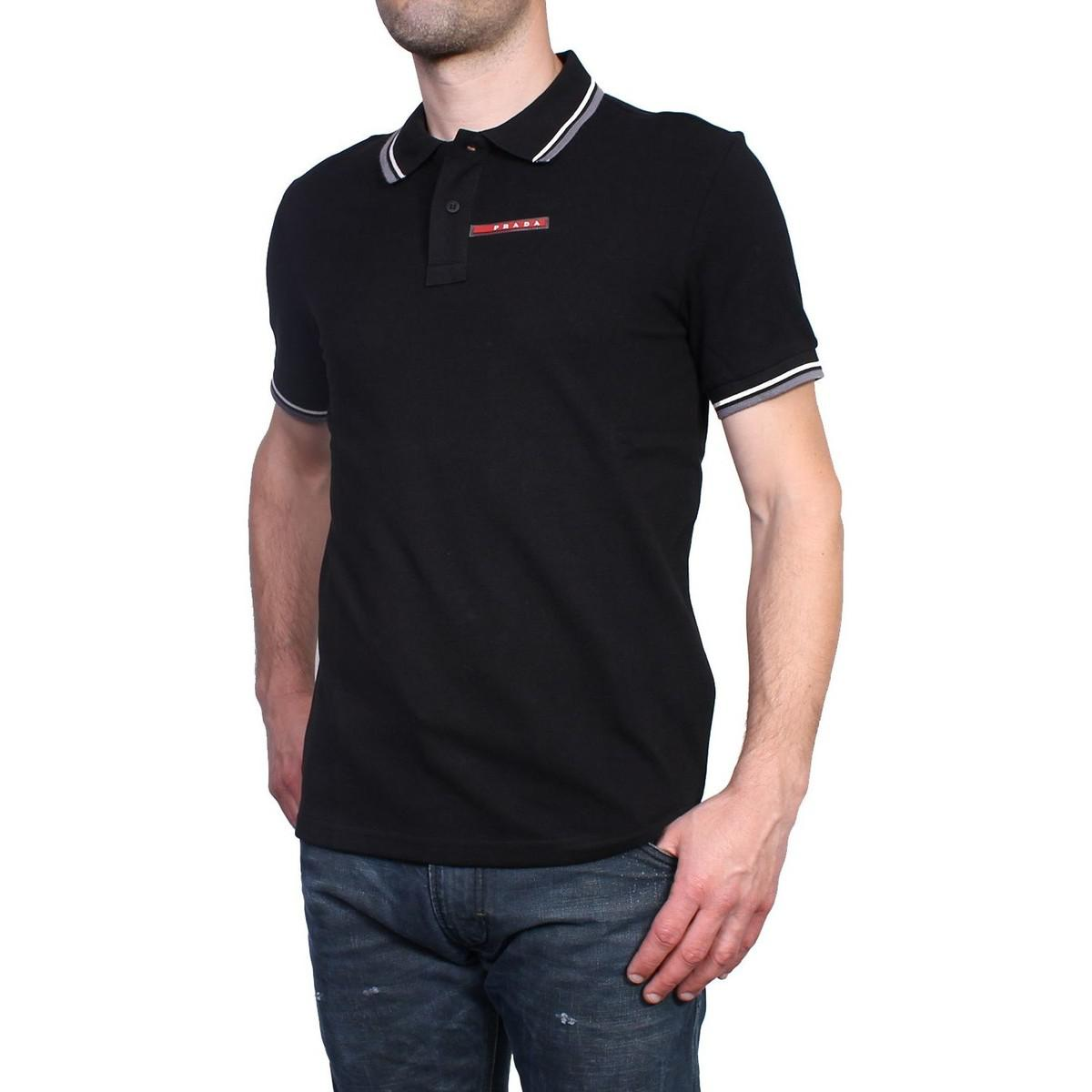 13fd758c Prada Polo Shirts For Mens - Nils Stucki Kieferorthopäde