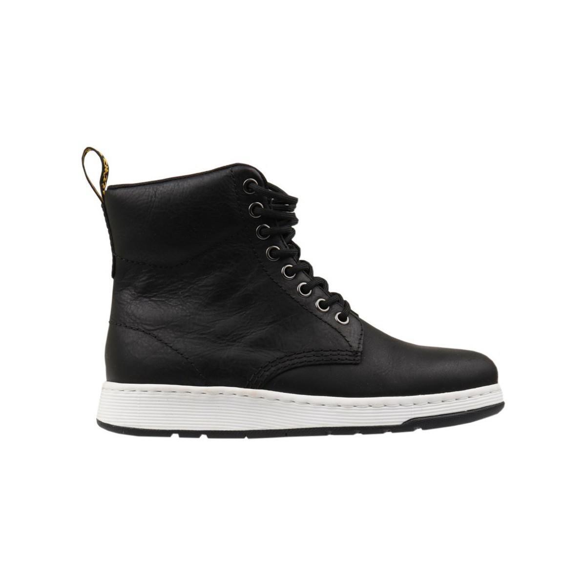 d6745db78da Dr. Martens Rigal Black Carpathian Men s Shoes (high-top Trainers ...