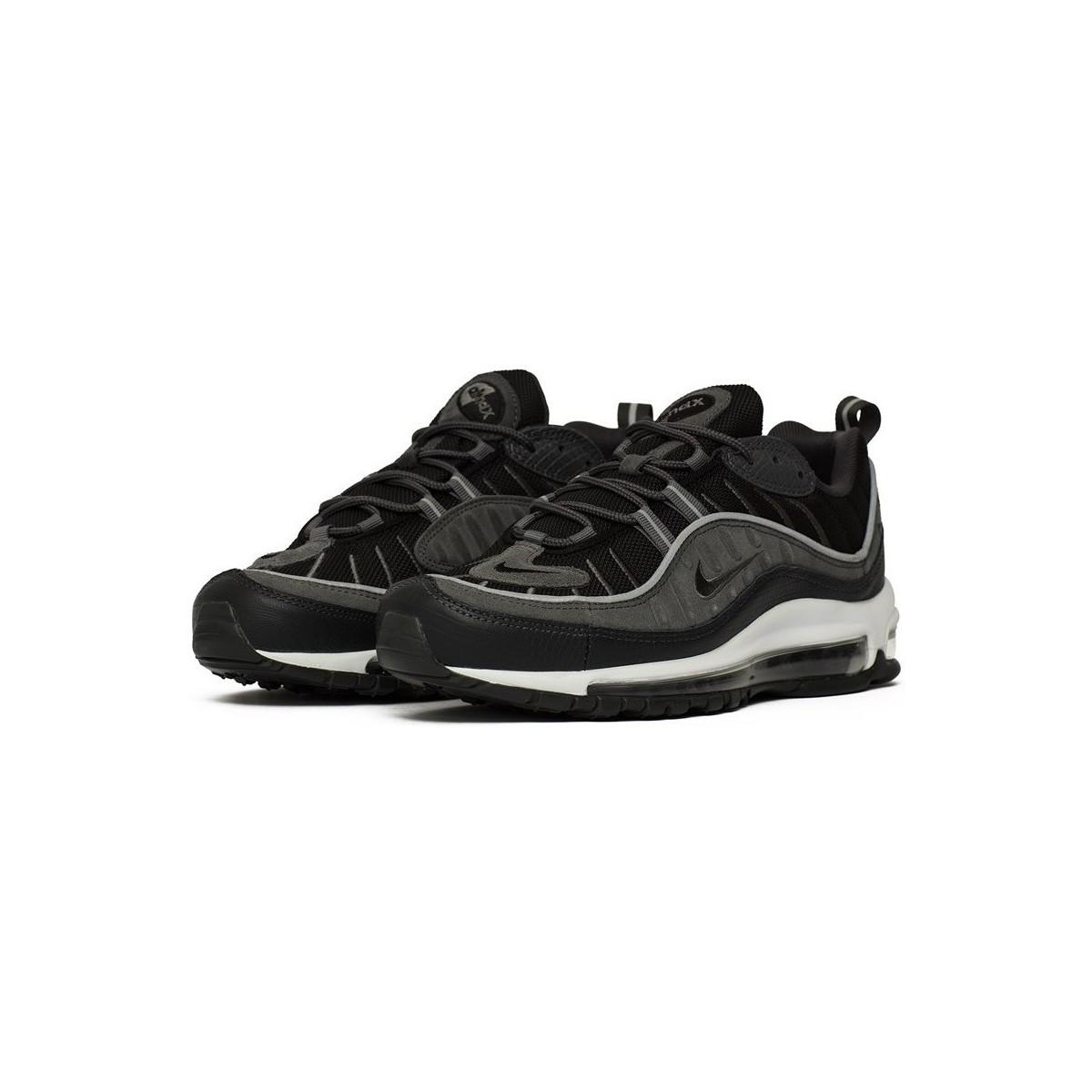 Nike Air Max 98 Se Men's Shoes (trainers) In Multicolour in Black for Men