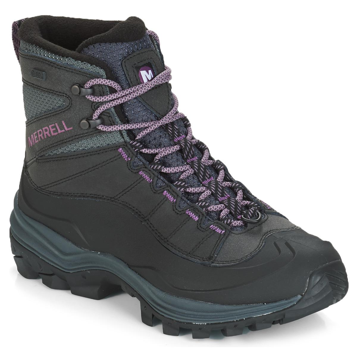a5745c26ea9 Women's Black Thermo Chill Mid Shell Waterproof
