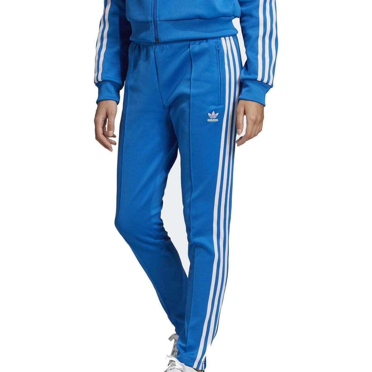 ensemble adidas bleu femme