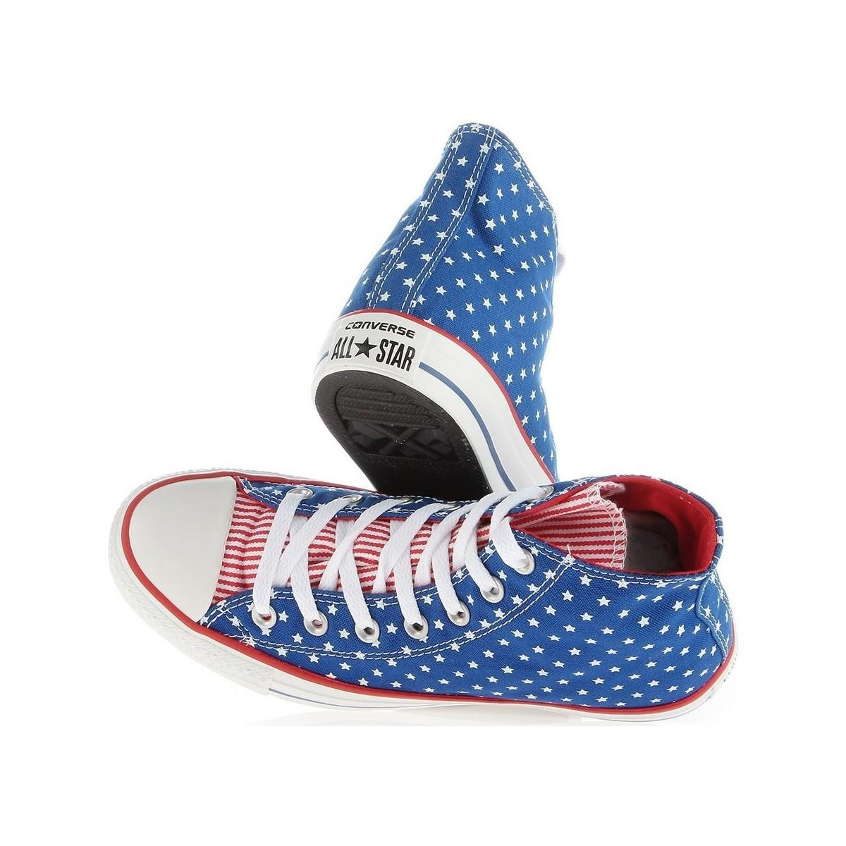 Converse Chuck Taylor All Star Men's Shoes (high-top Trainers) In Red for Men