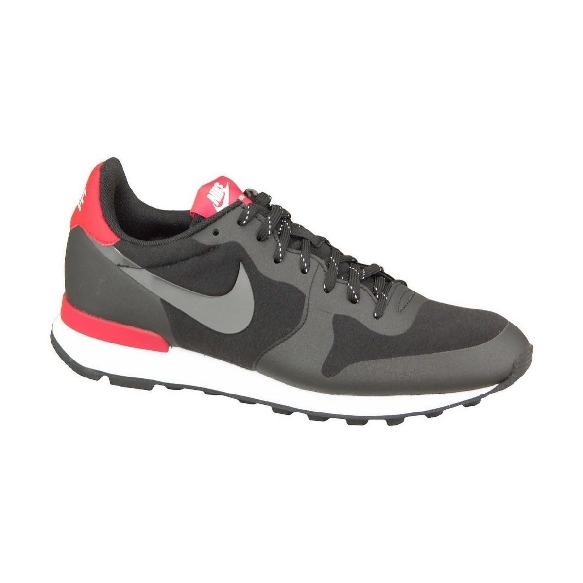 Nike Wmns Internationalist Women's Shoes (trainers) In Black
