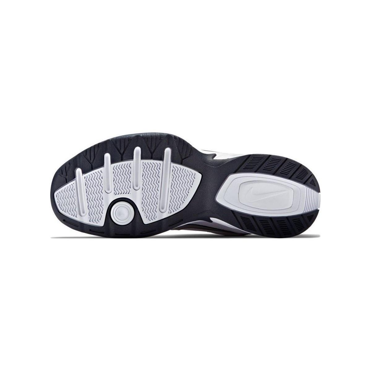 Nike Lage Sneakers Air Monarch Iv 415445 in het Wit voor heren