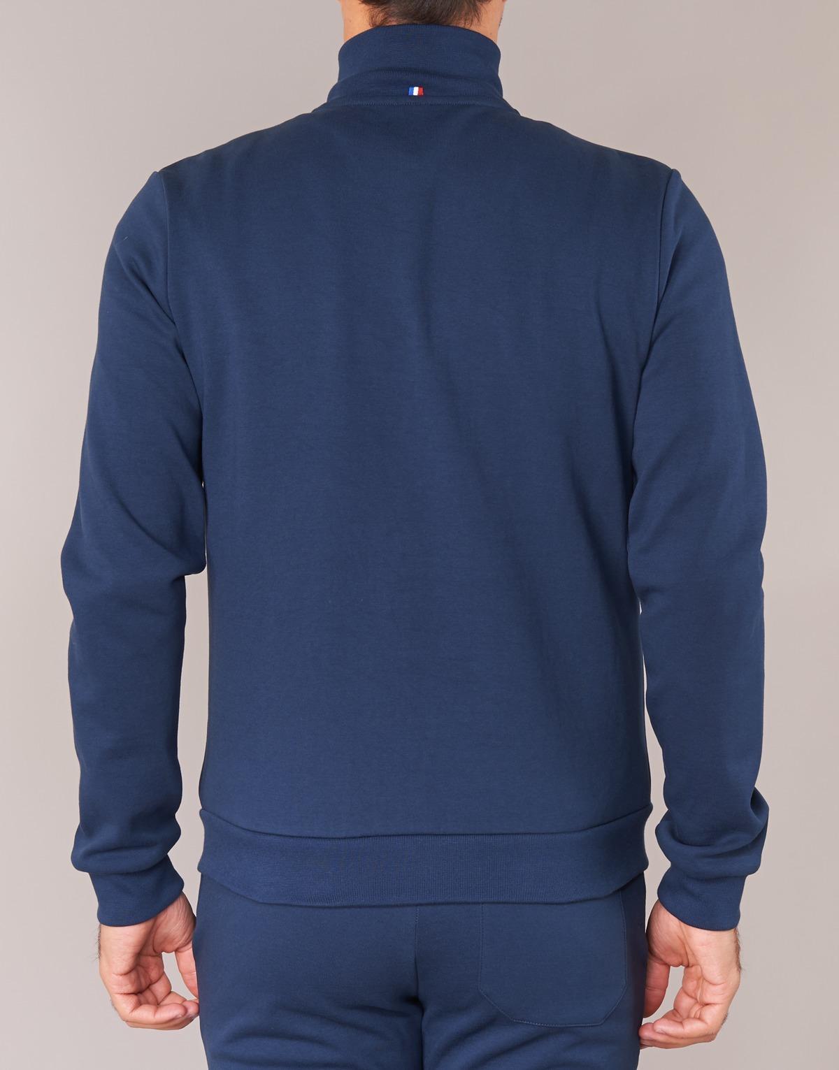 Le Coq Sportif Synthetisch Trainingsjack Flibu in het Blauw voor heren