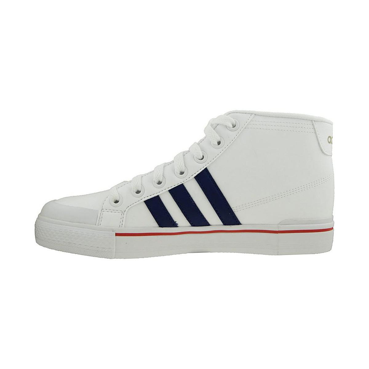 adidas Clementes Mid Men's Shoes (high-top Trainers) In White for Men