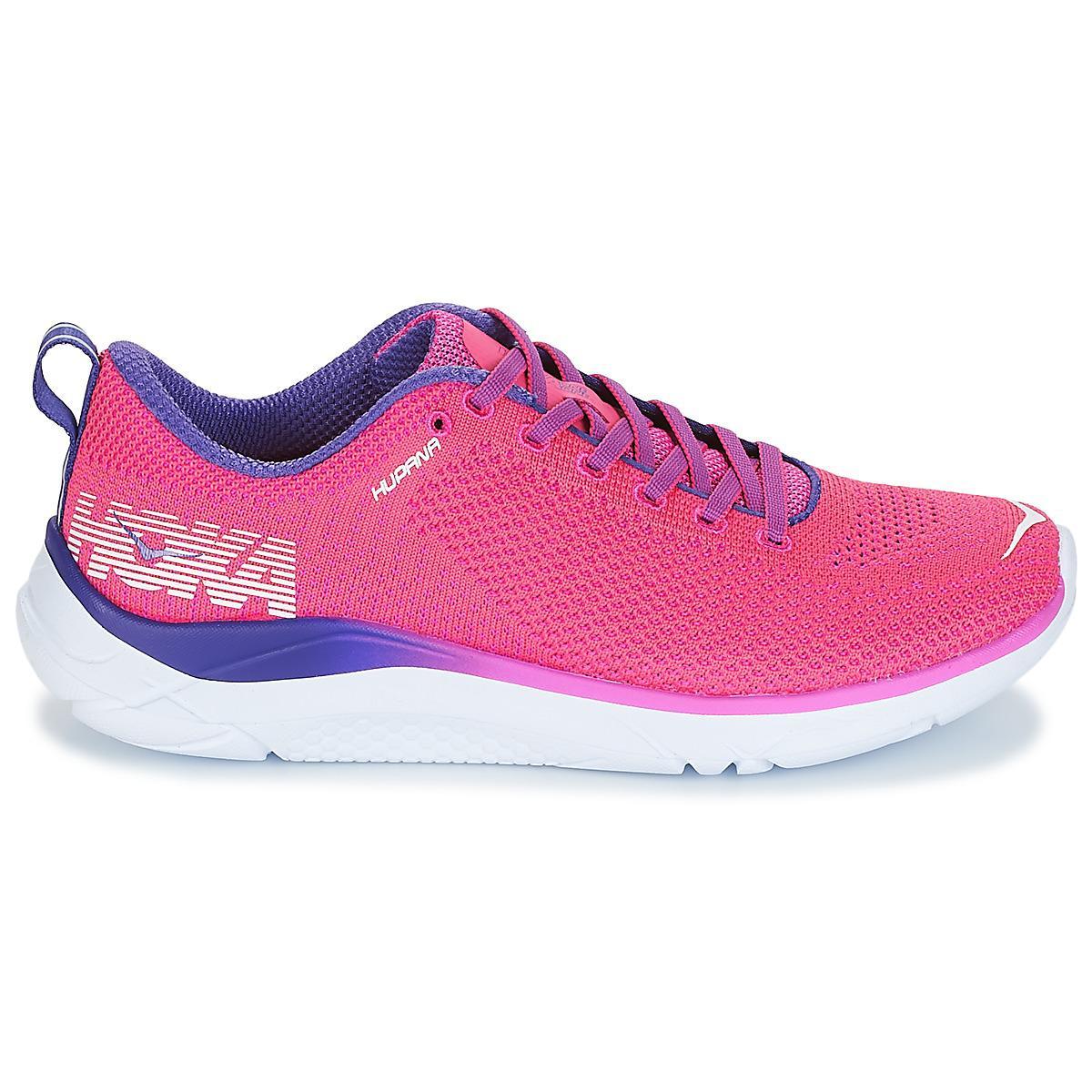 Hoka One One Hupana Women's Running Trainers In Pink