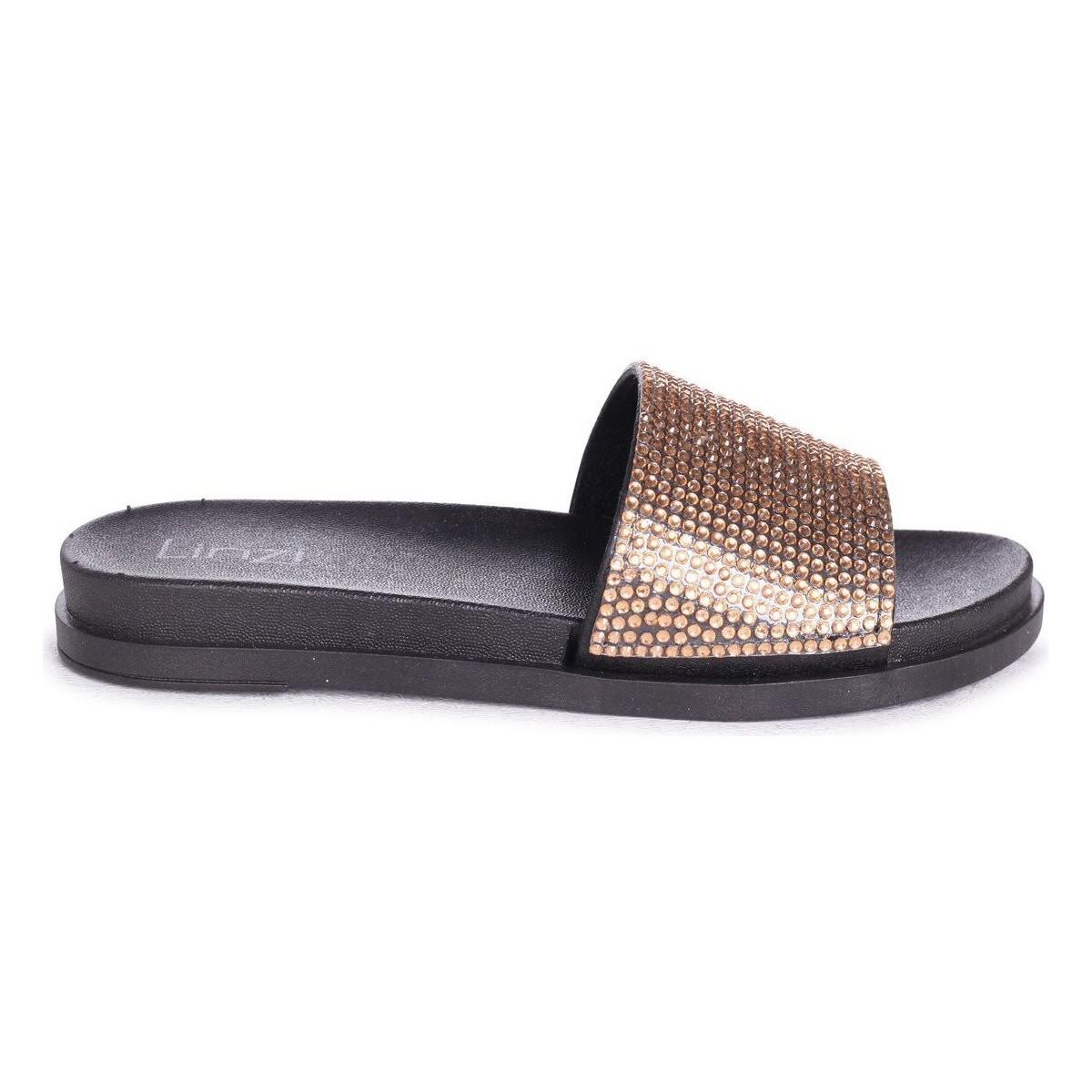 84bc558db84 Linzi Jamie Women s Mules   Casual Shoes In Gold in Metallic - Lyst