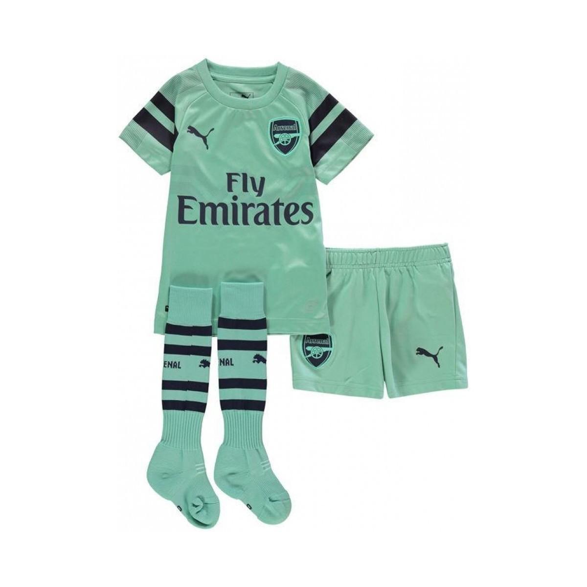 PUMA - 2018-2019 Arsenal Third Little Boys Mini Kit (mkhitaryan 7) Women s.  View fullscreen 74c83e5b2