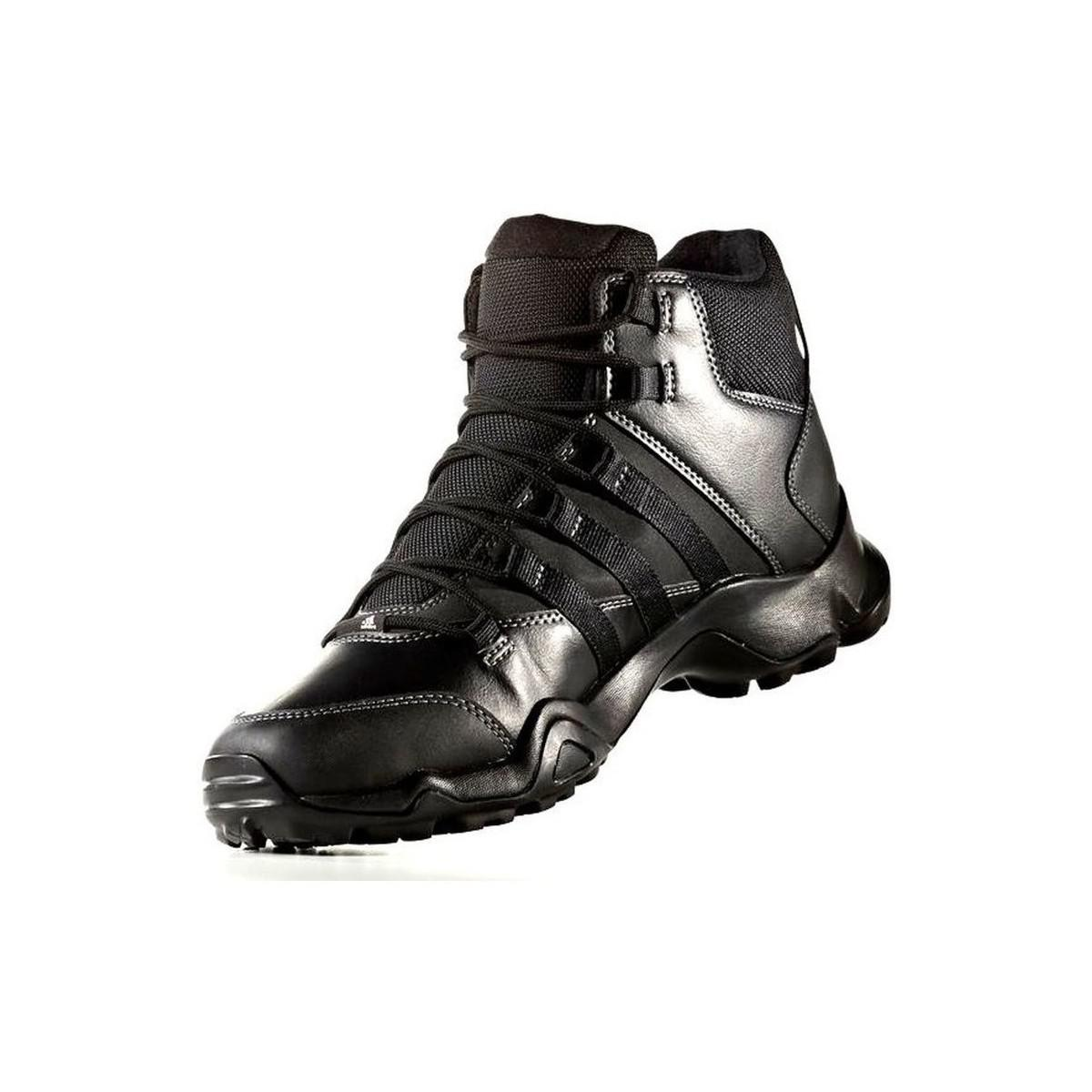 adidas Terrex Ax2r Beta Mid Cw Men's Shoes (high-top Trainers) In Black for Men