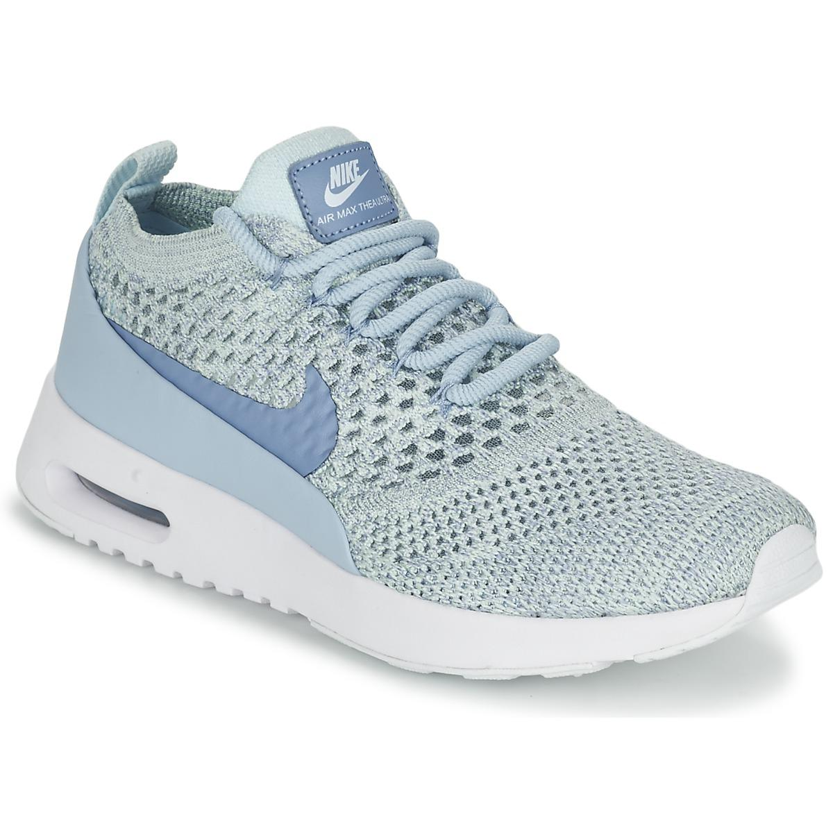 0ce2274f74b4b Gallery. Previously sold at  Spartoo · Women s Nike Air Max Women s Nike  Flyknit