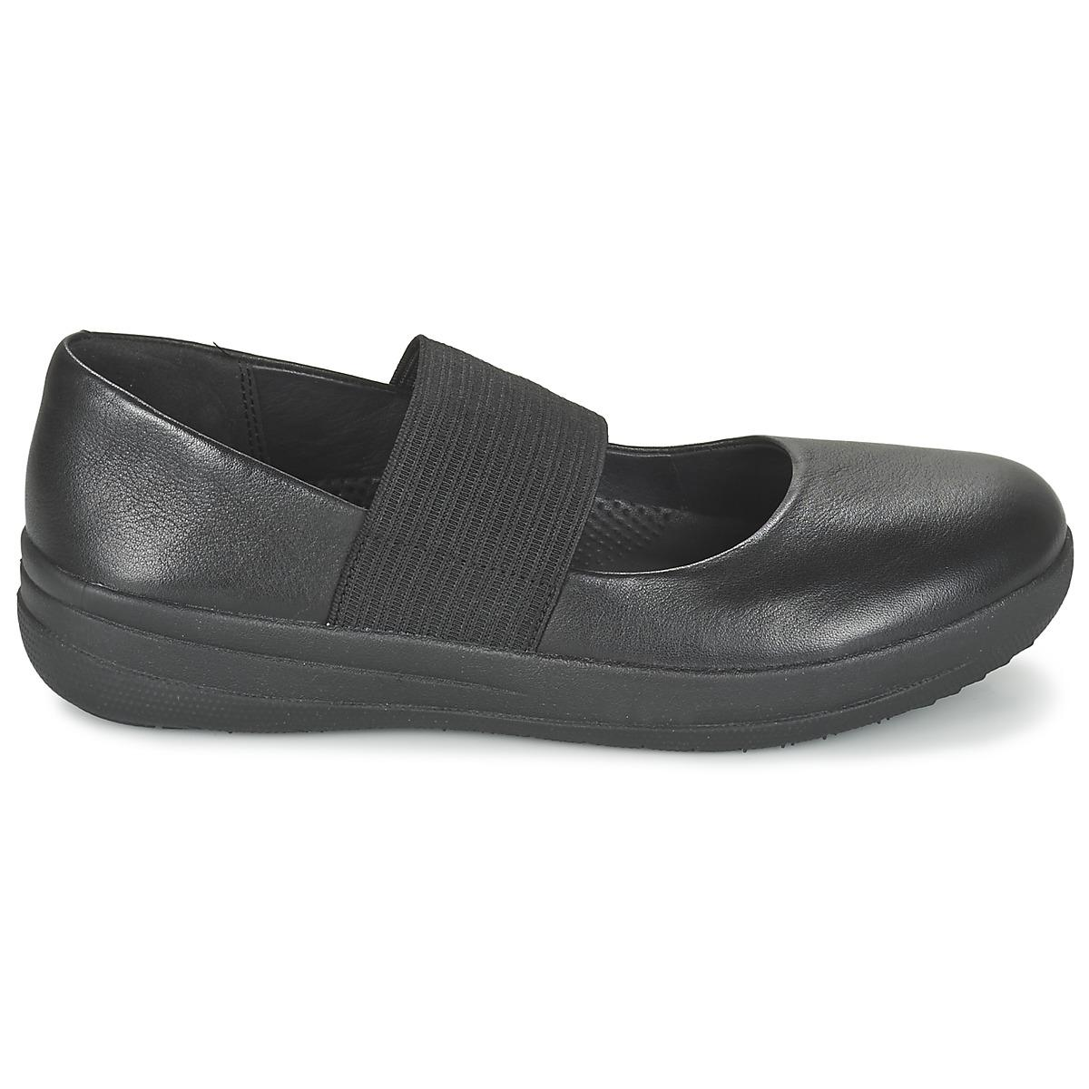 49b304d5edce Fitflop - F-sporty Mary Jane Women s Shoes (pumps   Ballerinas) In Black.  View fullscreen