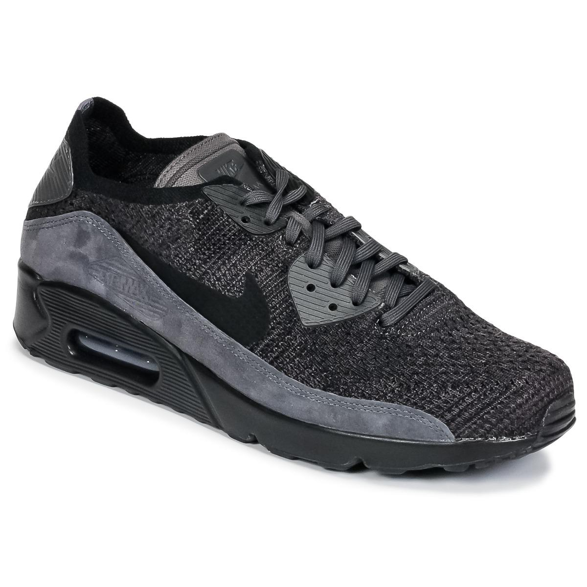 pretty nice c8de6 23fdc Gallery. Previously sold at Spartoo · Mens Air Max 90 Trainers Mens Nike  Flyknit ...