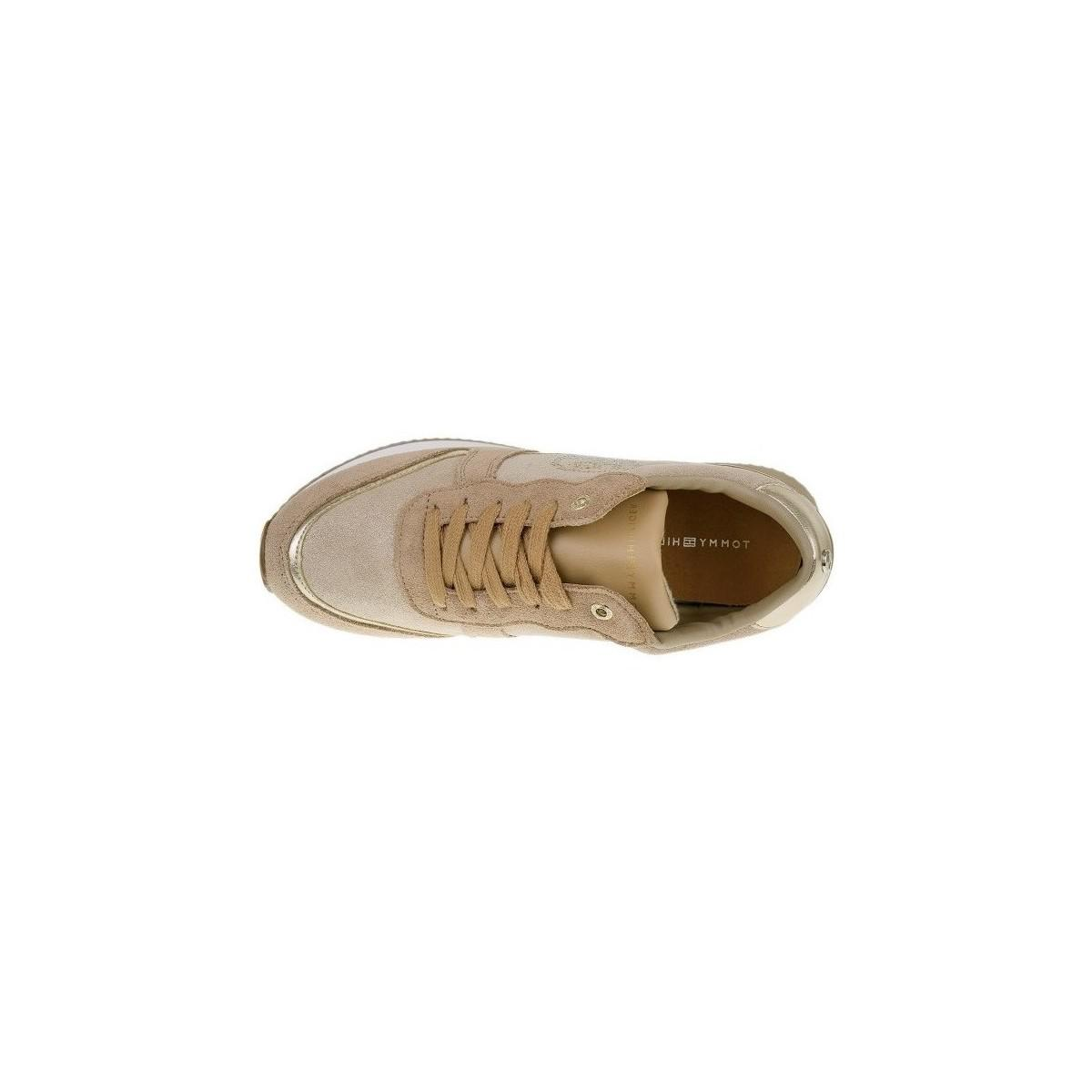 2db08073814 Tommy Hilfiger Fw0fw03229099 Women s Shoes (trainers) In Yellow in ...