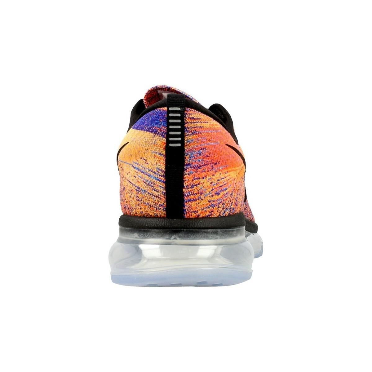 Nike Flyknit Max Men's Shoes (trainers) In Orange for Men
