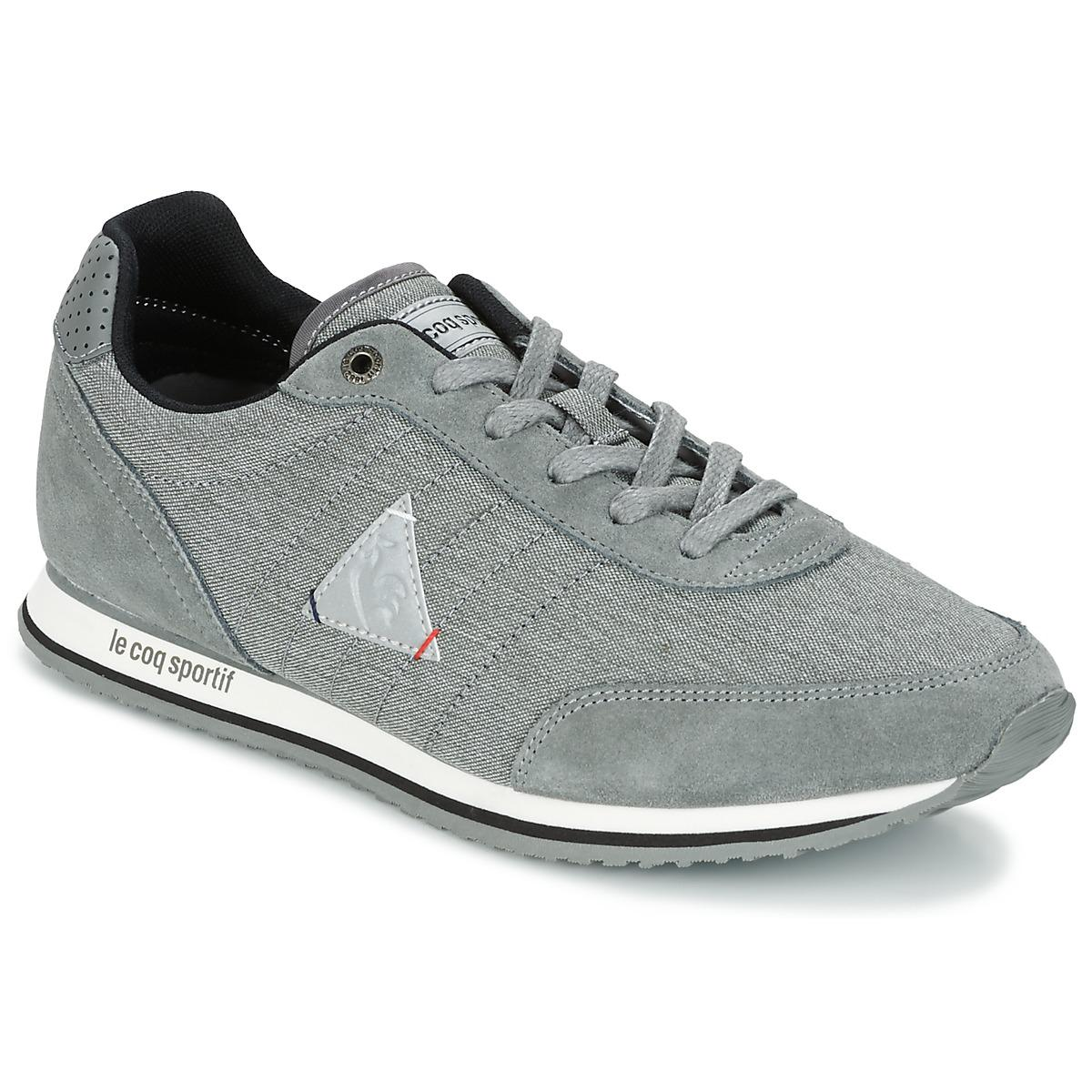 Marsancraft 2 Tones Reflective Men's Shoes (trainers) In Grey