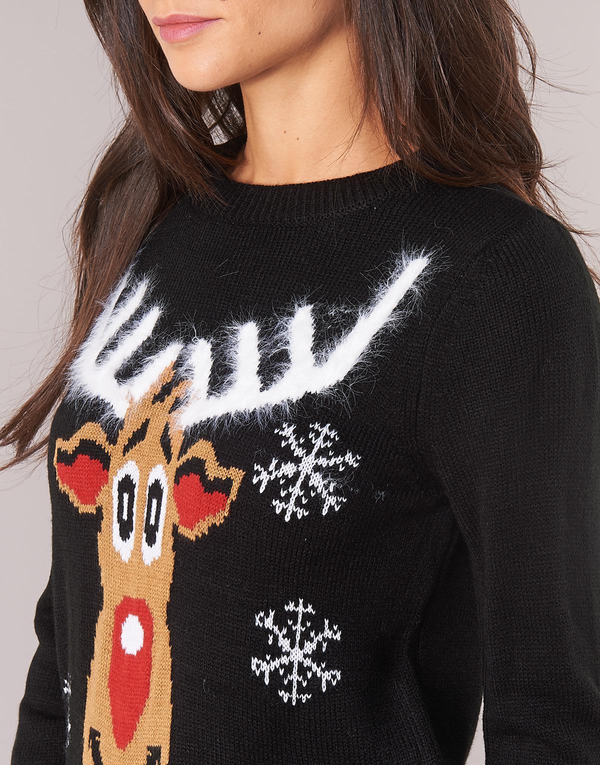 VERO MODA Womens Colma Funnelneck Flare Sleeve Sweater