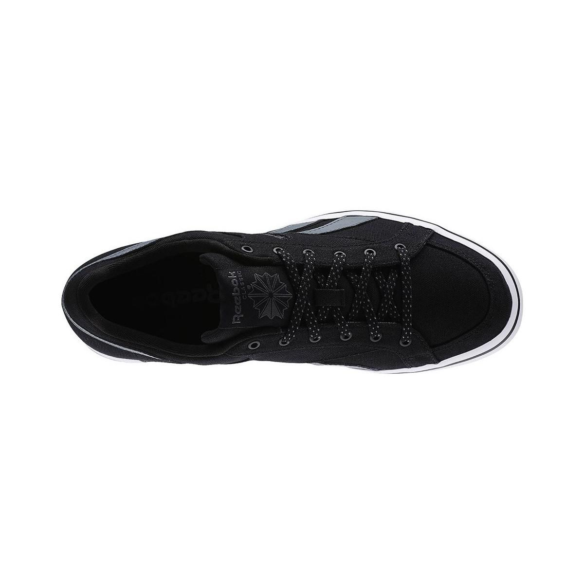 Reebok Lc Court Vulc Low Men's Shoes (trainers) In Black for Men