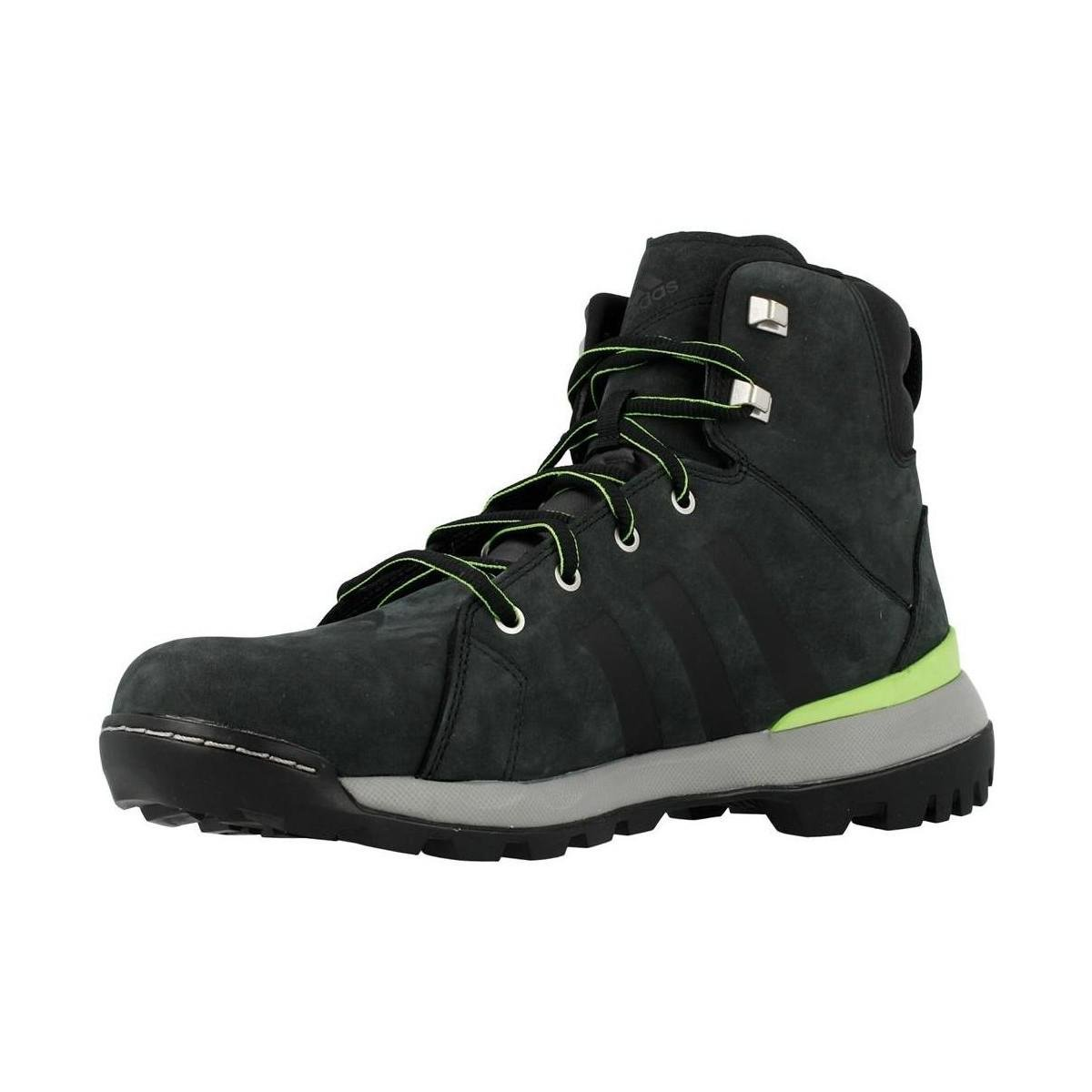 10bc7263145 adidas Trail Cruiser Mid Men s Walking Boots In Green in Green for ...
