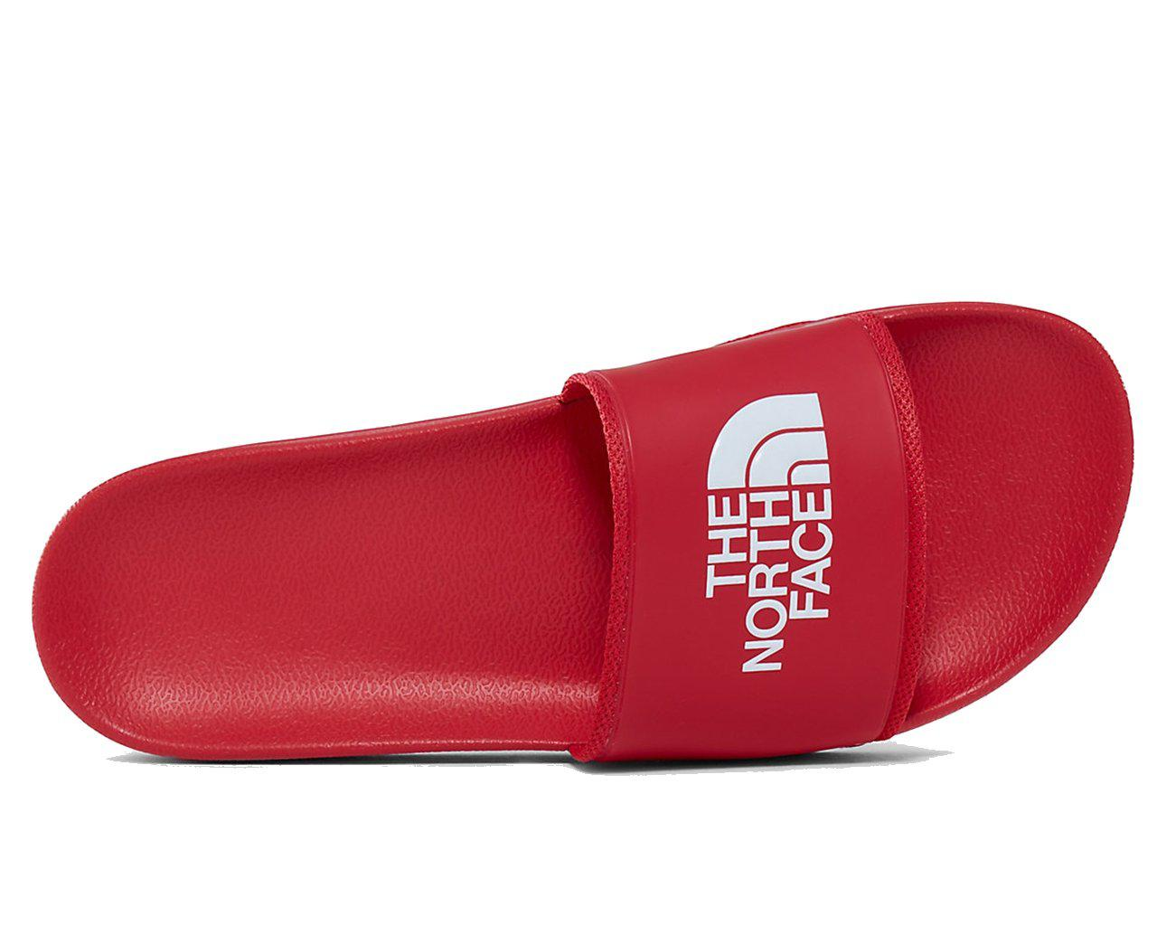 north face slippers red online 0c255 6f809