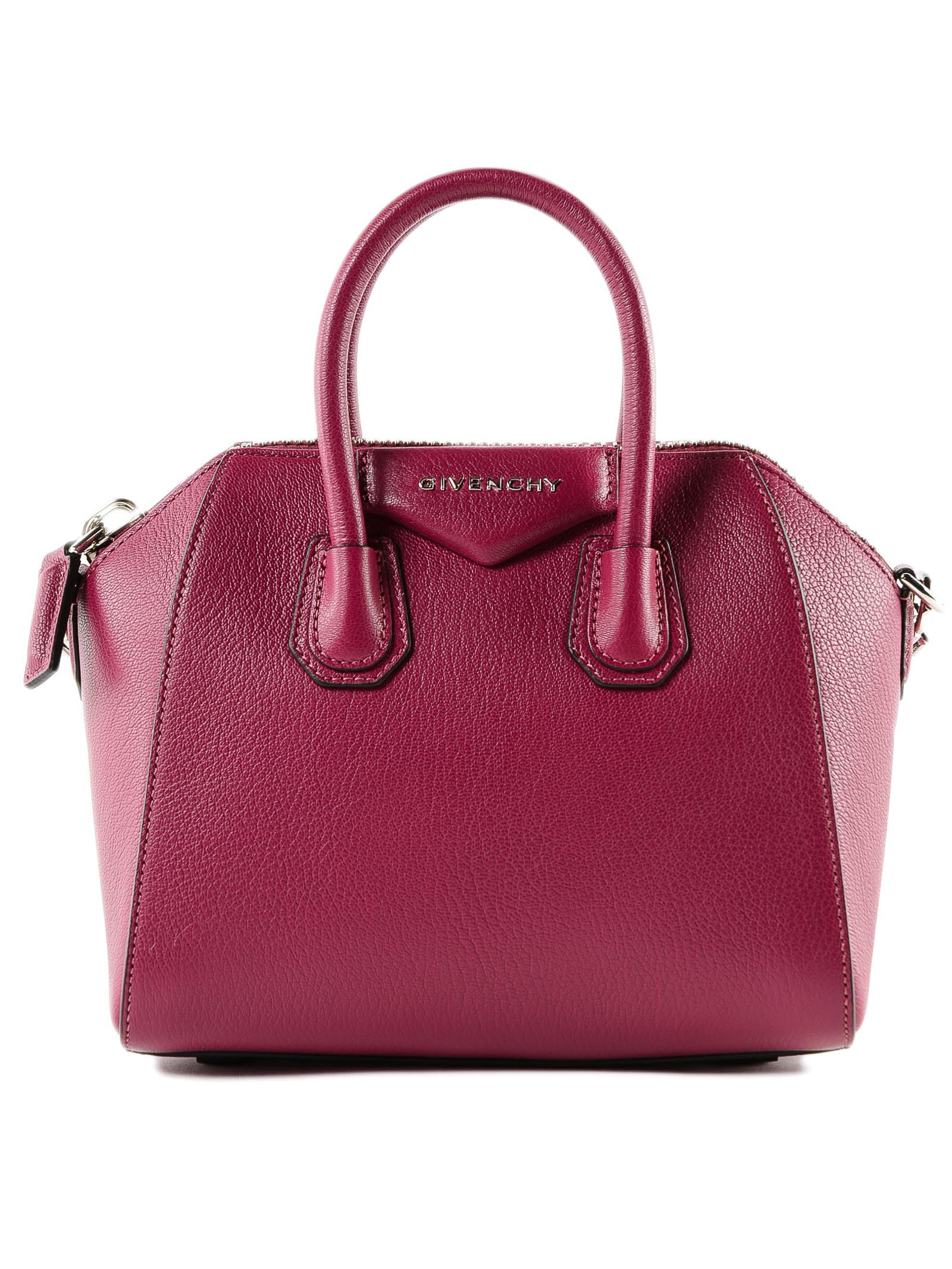 Givenchy - Purple Antigona Bag - Lyst. View fullscreen 56e9a2b7a8
