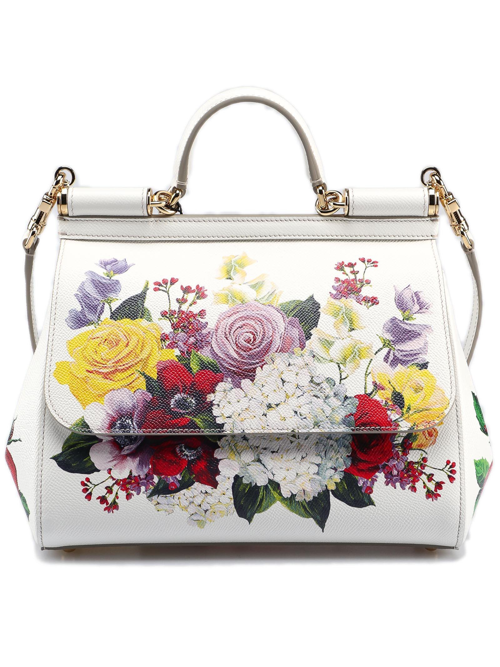 69417d7f6e91 Lyst - Dolce   Gabbana St.dauphine Handbag