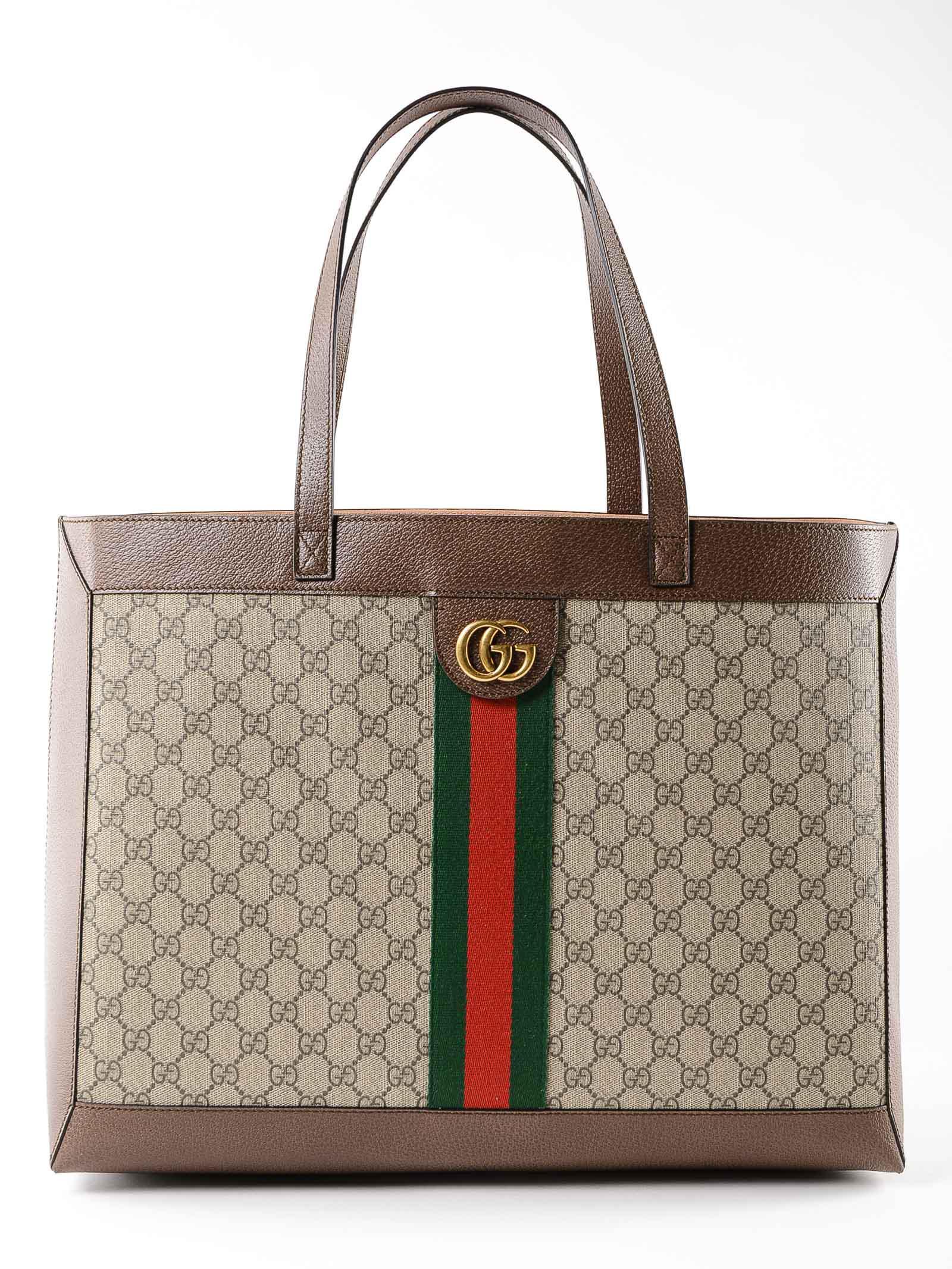Gucci. Women s GG Supreme Tote b1f07f6d1d770