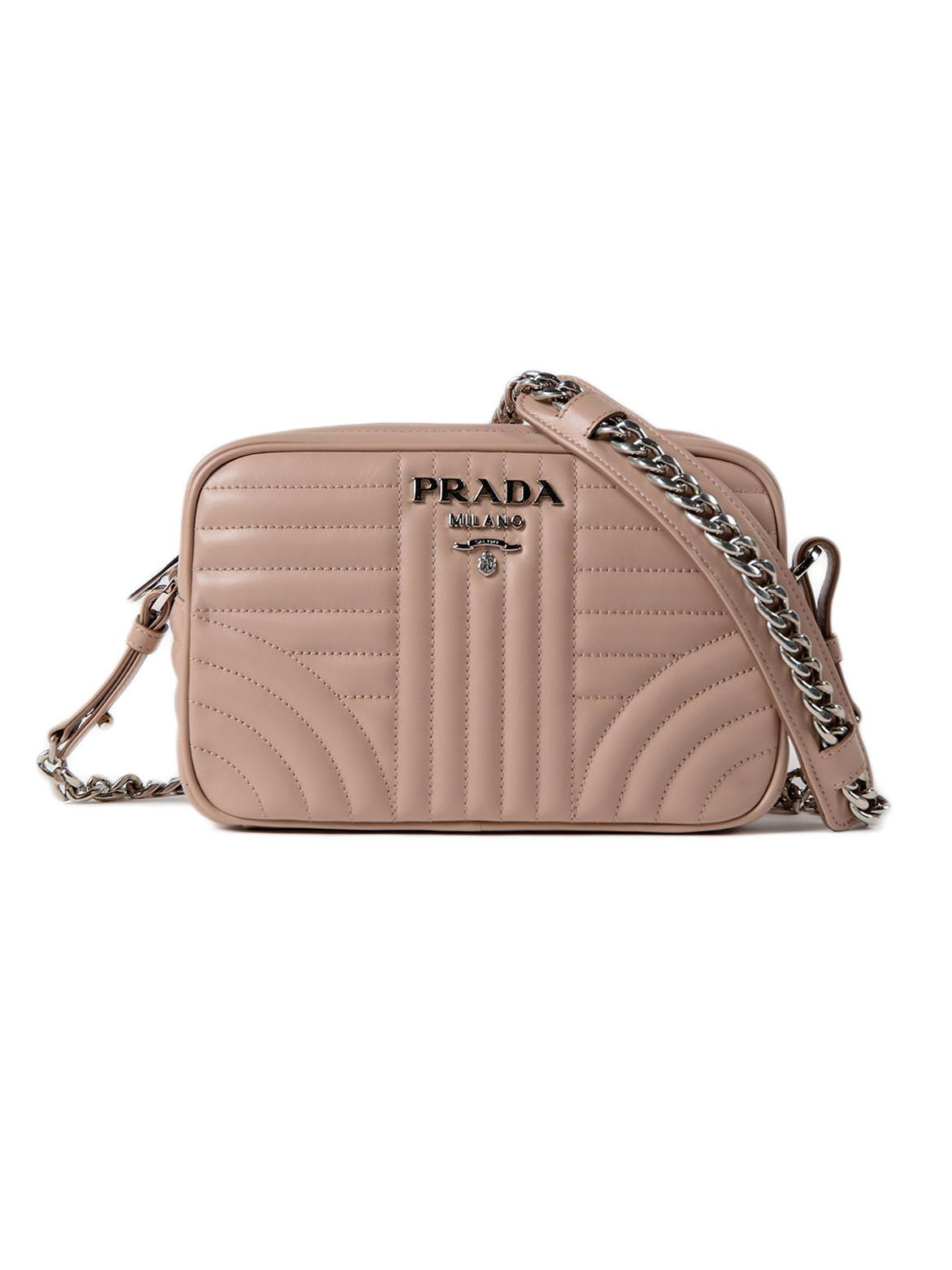 dba120c2e15b ... bag d96d5 authentic lyst prada soft calf impunture crossbody 541e3  f357c ...