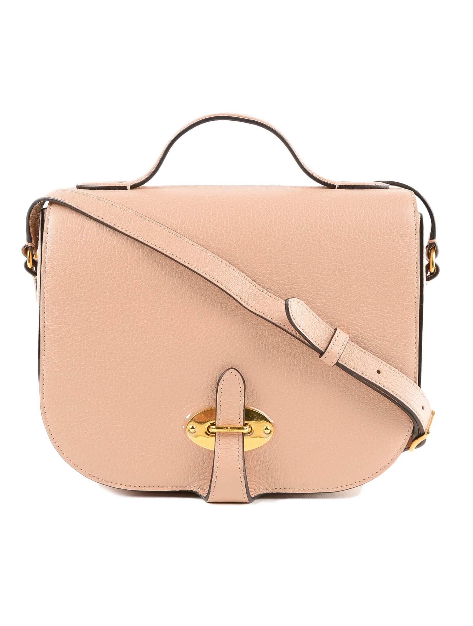 Lyst - Mulberry Tenby Bag in Natural 779ecaa12f