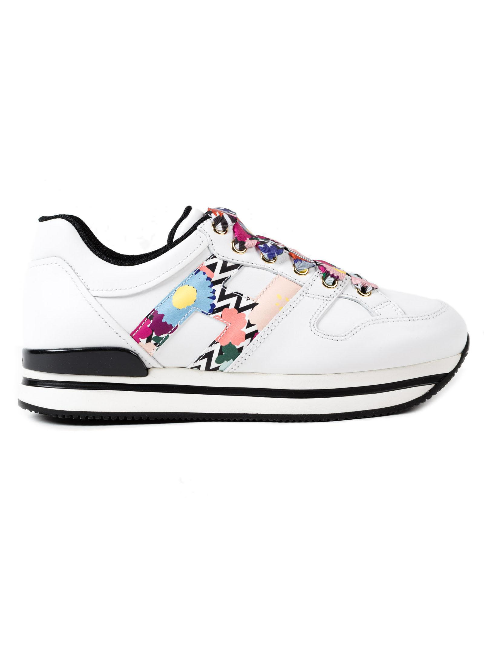 Billig Rabatt Rabatt Billig Verkauf HOGAN Sneakers Casual Frau Allacciato Bianco e75528