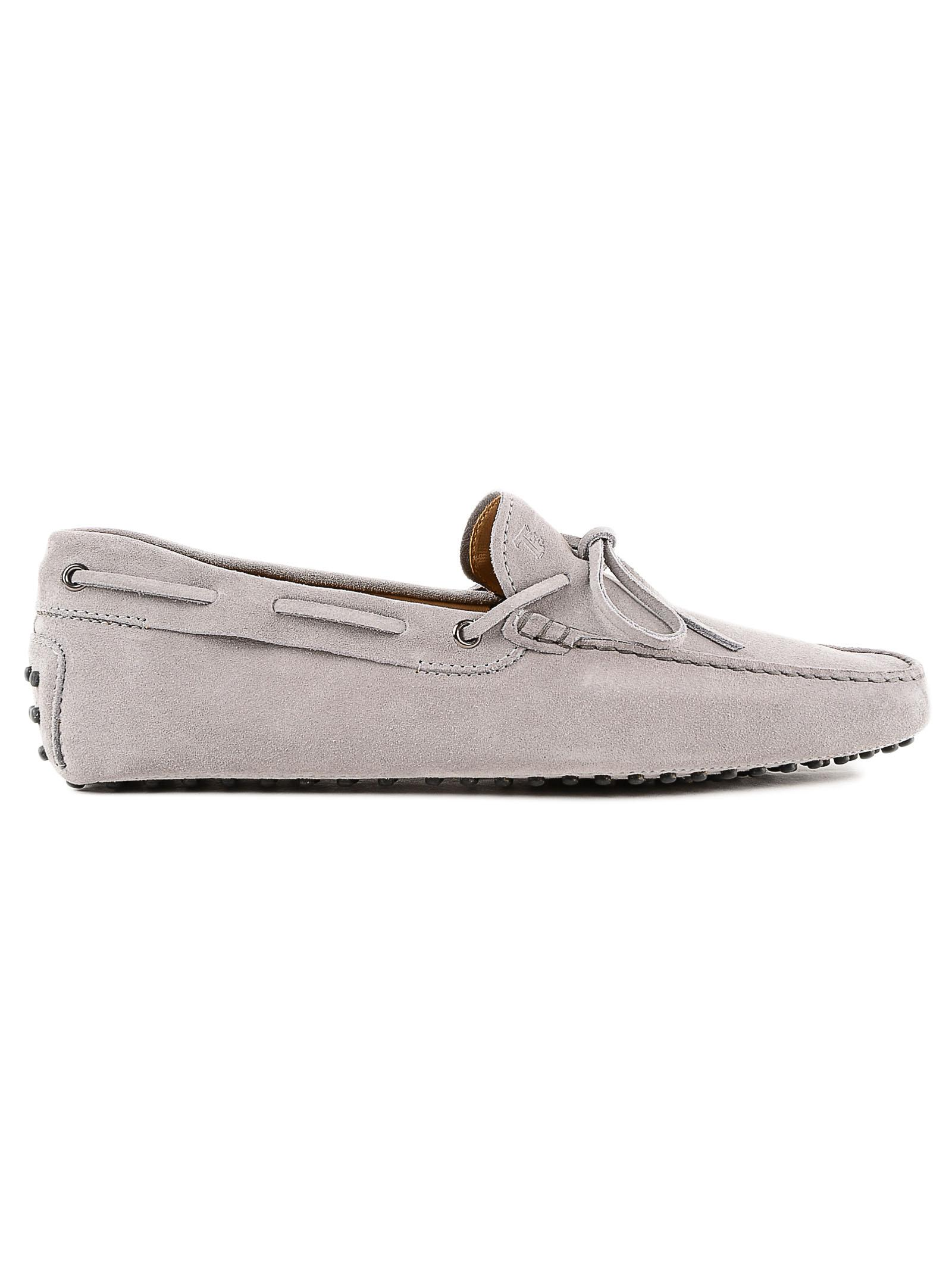 d68f396f2b7 Lyst - Tod s New Laccetto Gommini 122 in Gray for Men - Save 5%