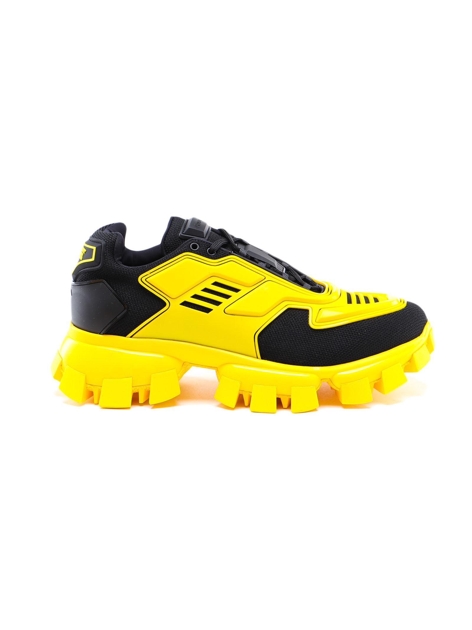 Prada Rubber Cloudbust Thunder Sneakers