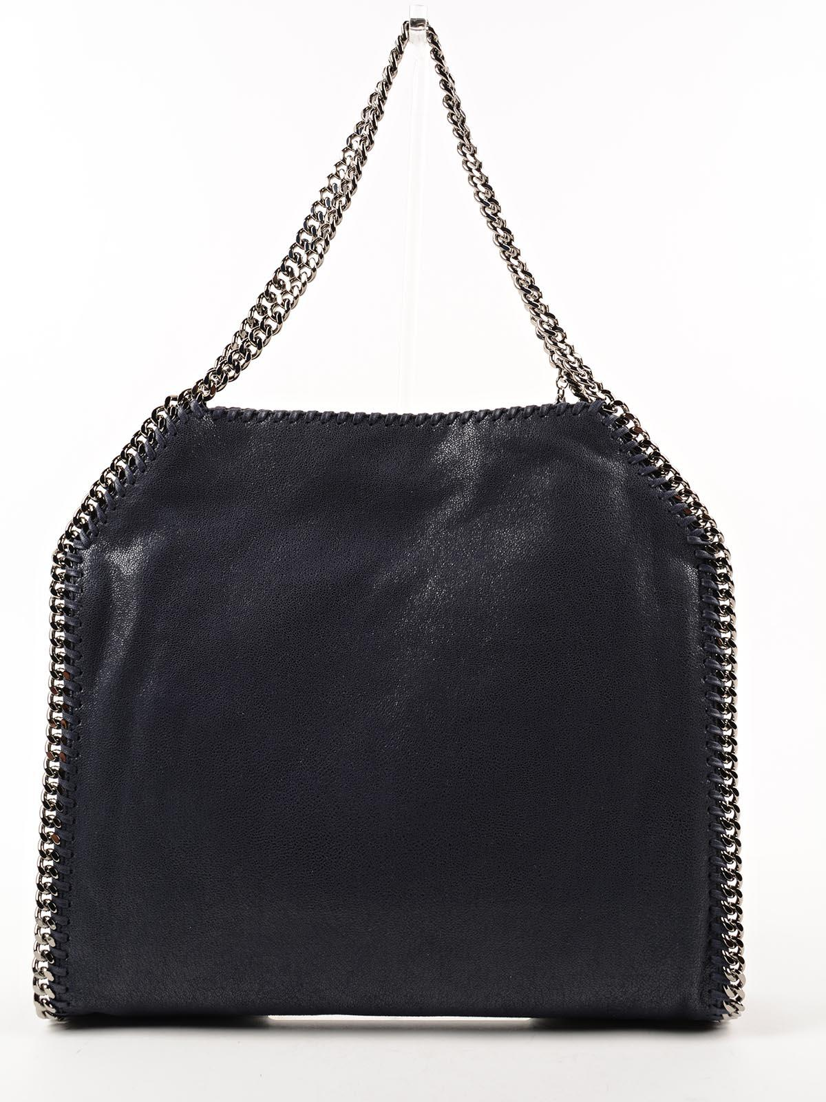 Stella McCartney Synthetic Small Tote SHAGGY Deer Falabella in Blue