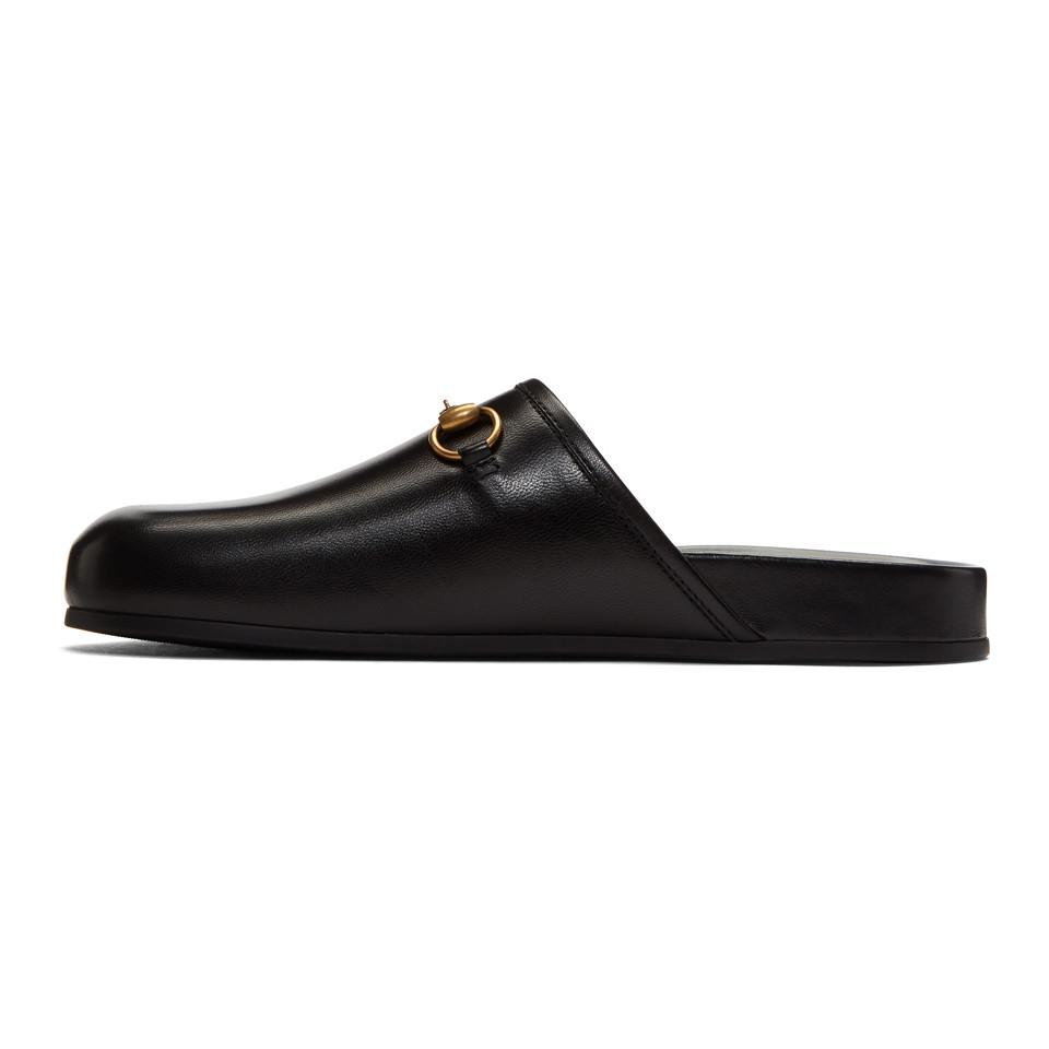 Gucci New River Clog Loafers uioW6AZD5
