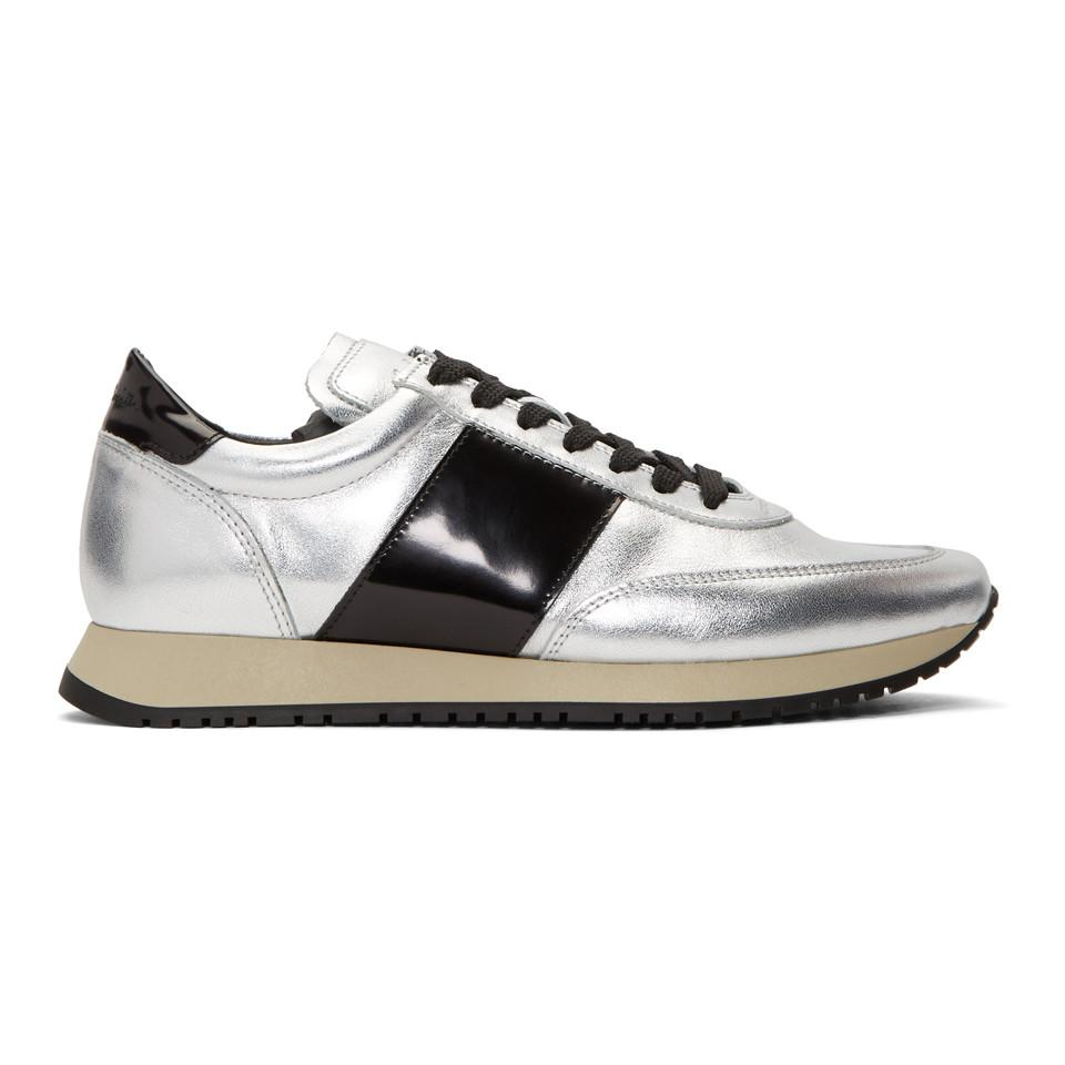 Paul Smith Silver Apollo Sneakers KSTI3Iu