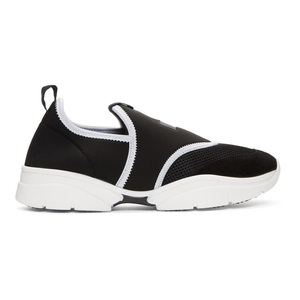 Givenchy Black Kaynee Skuba Sneakers k1tHj2h