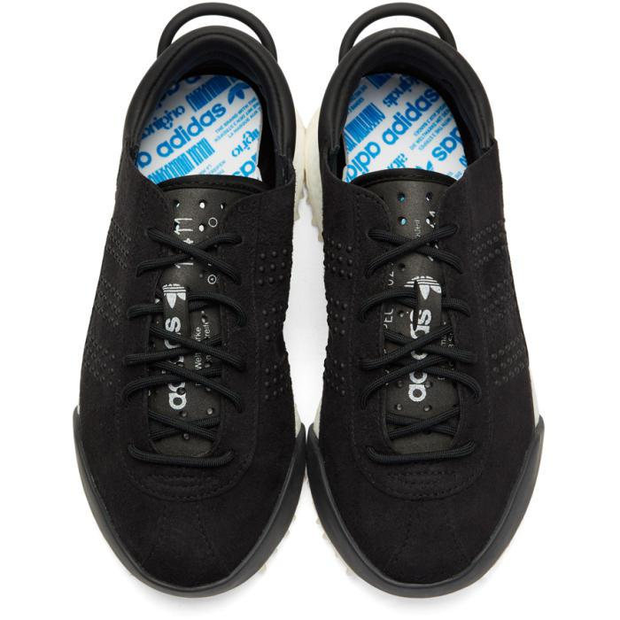 brand new d2289 65d9e Lyst - Alexander Wang Black Aw Hike Lo Sneakers in Black for