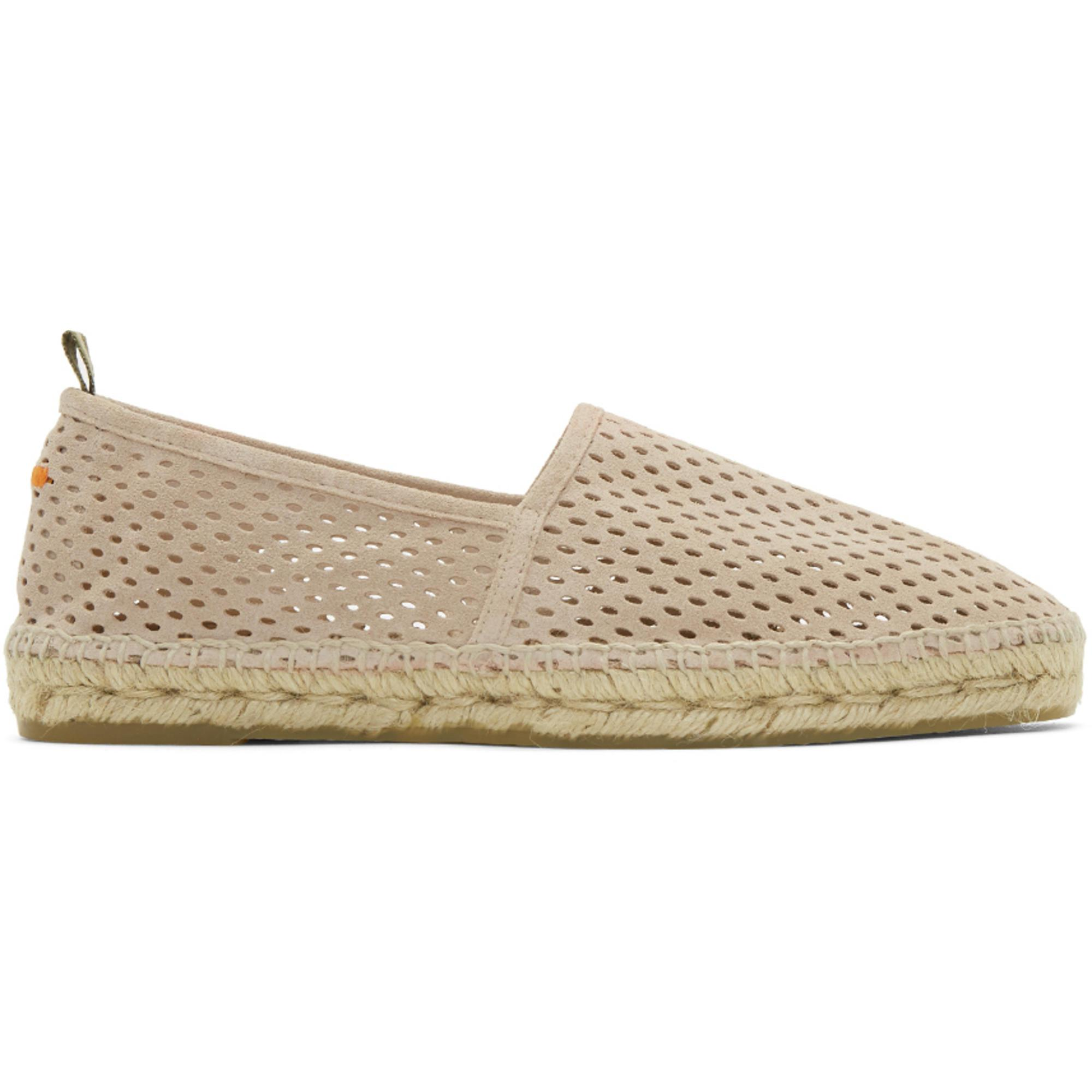 Castaner Perforated Pablo Espadrilles