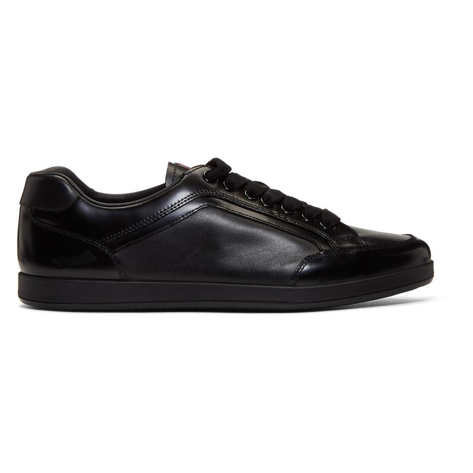 Prada Slim Sneakers 03FI8